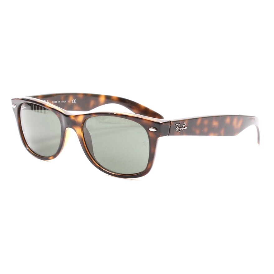 d5b7cd5dd2a Ray-Ban Sunglasses in Tortoise Acrylic   EBTH