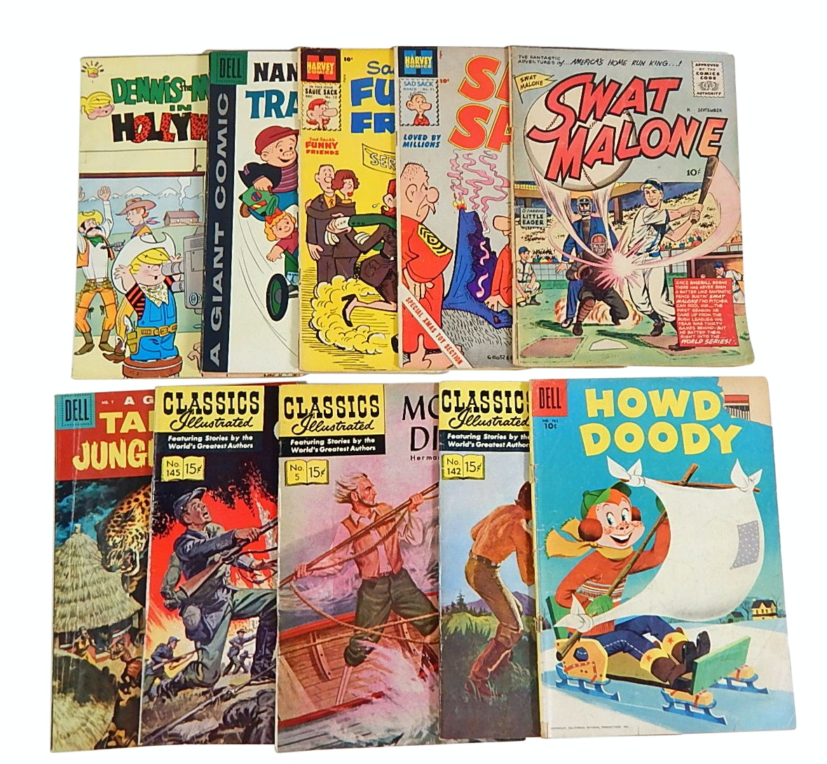 1950s Comic Books Ebth