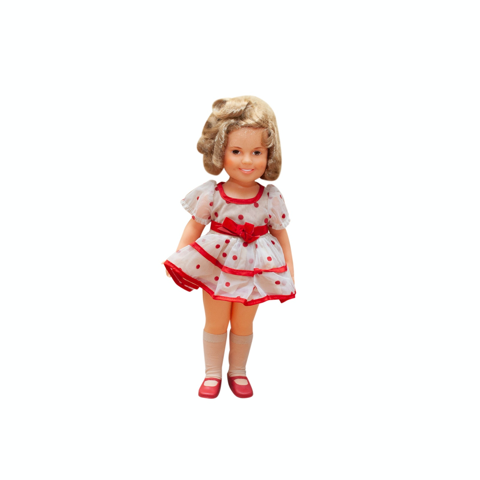 Vintage 1970s Shirley Temple Doll by Ideal
