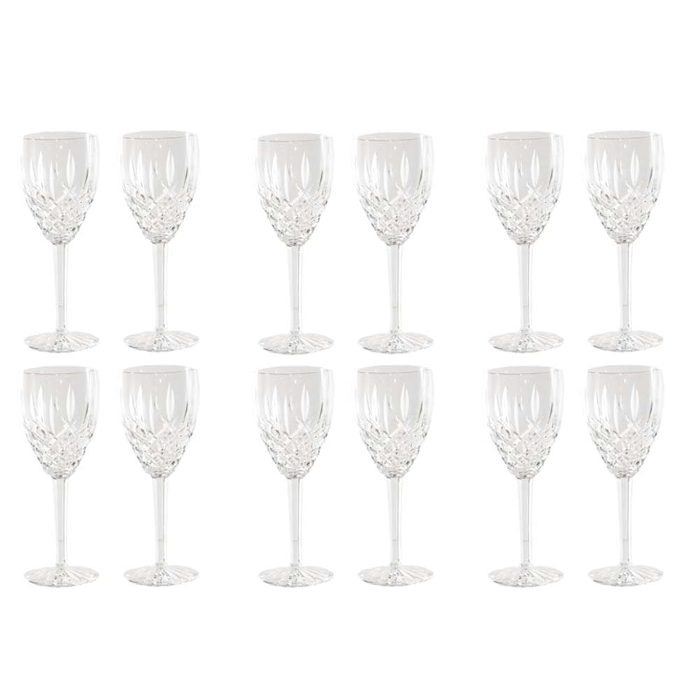 """Waterford Crystal """"Araglin"""" Water Goblets"""