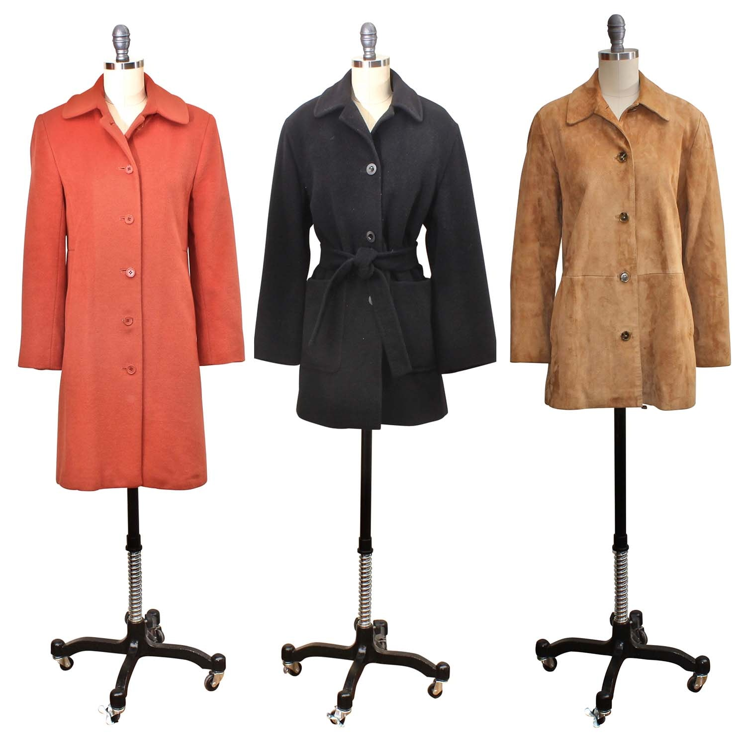 Women's Coats Including Cinzia Rocca, S by Searle and Banana Republic