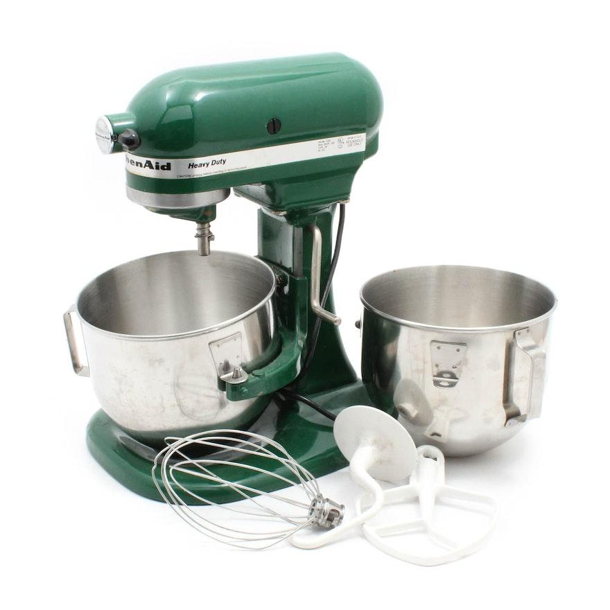 Kitchenaid Heavy Duty Stand Mixer Ebth