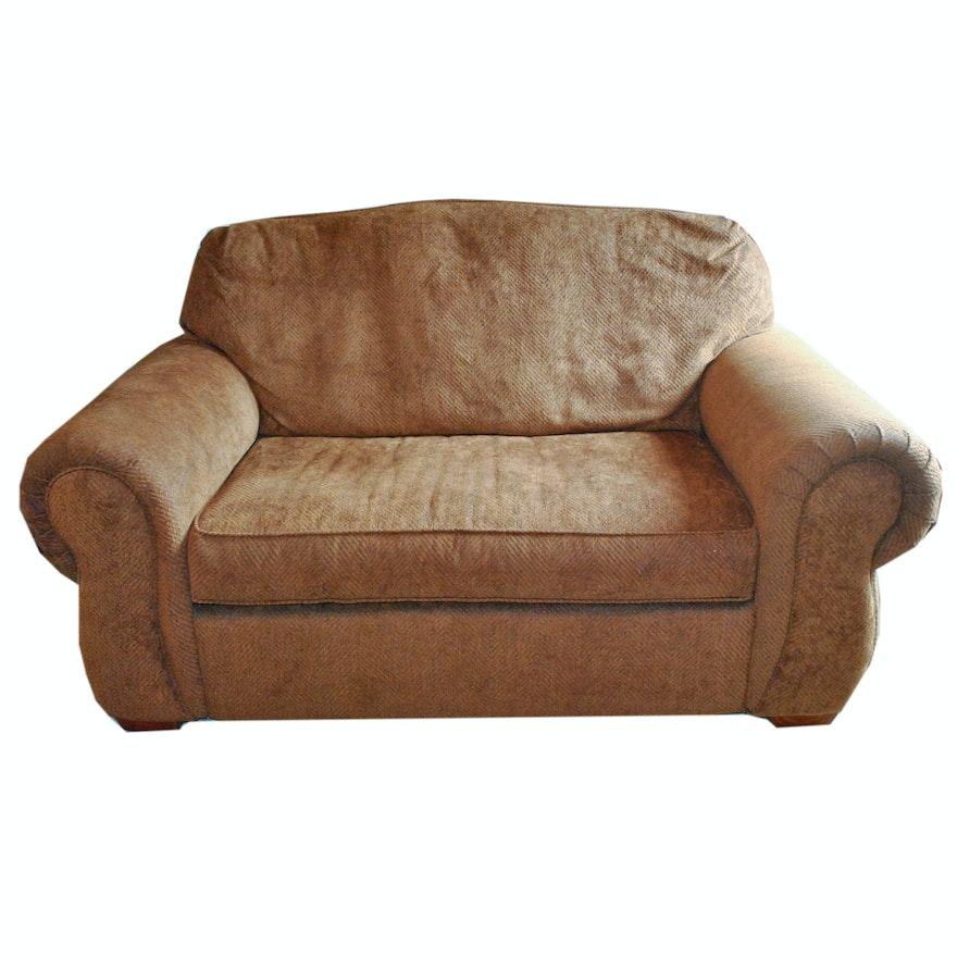 Fine Sleeper Loveseat By Lane Ebth Creativecarmelina Interior Chair Design Creativecarmelinacom