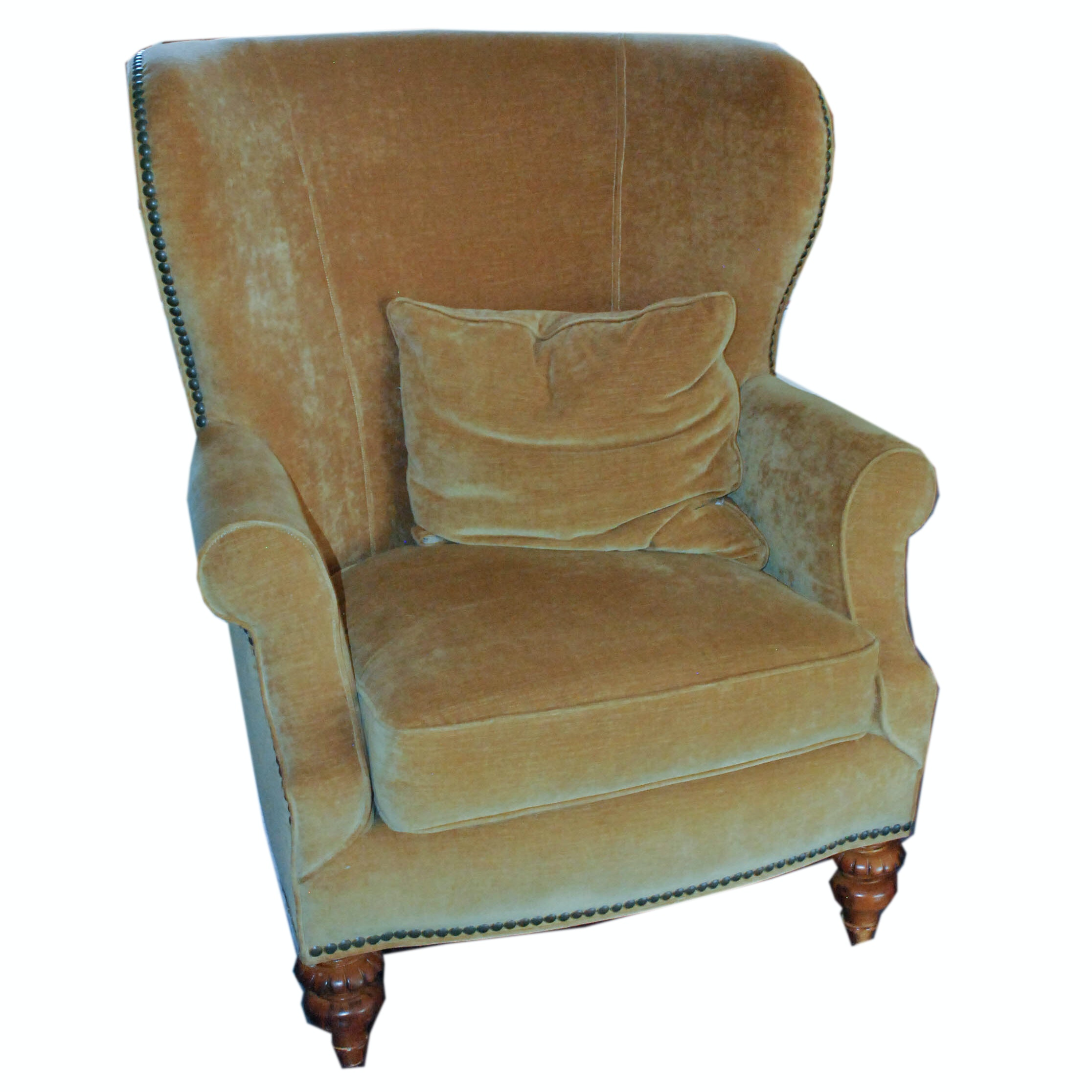 Barrel Back Armchair by Thomasville
