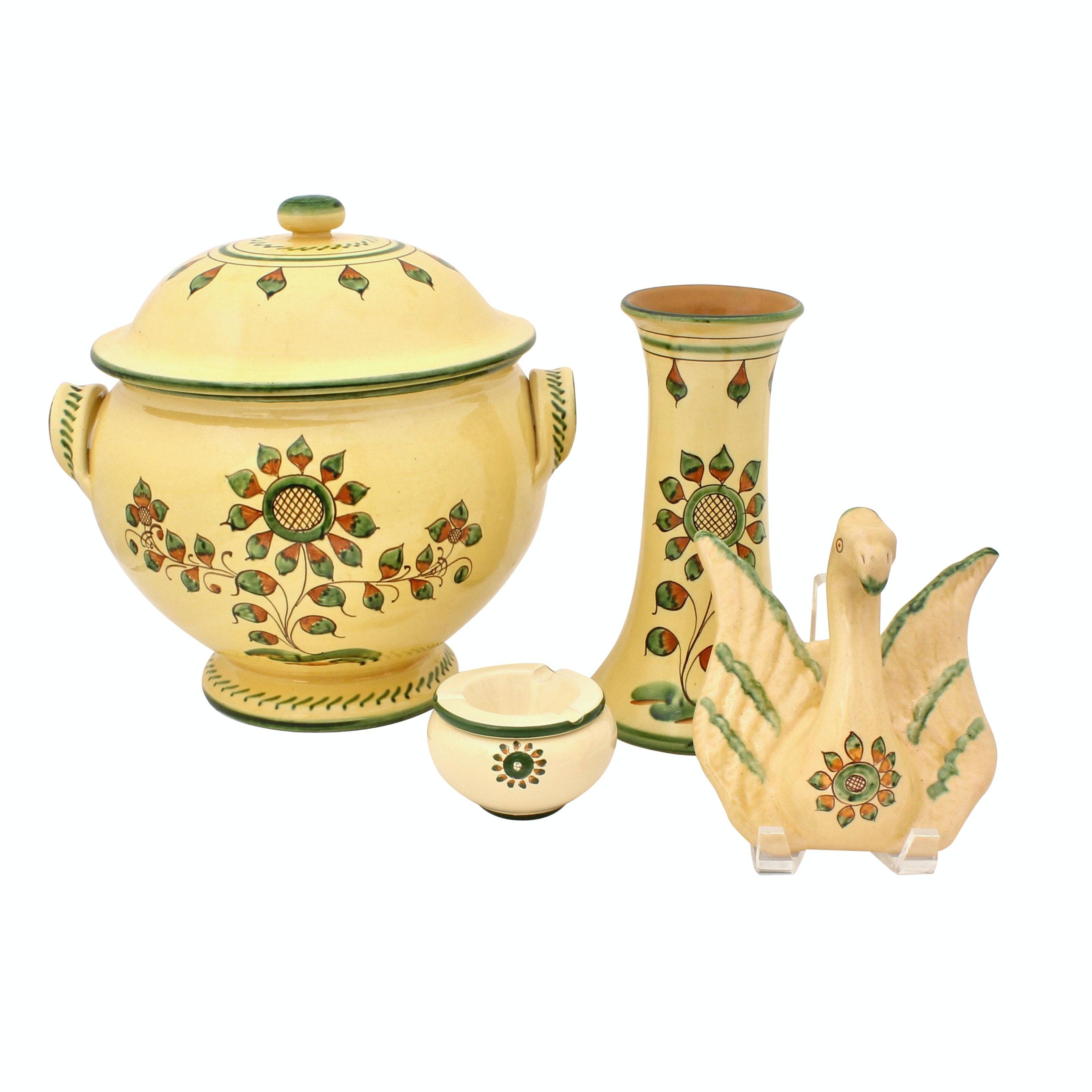 L'Antico Cocciaio Cortona  Decor and Tableware