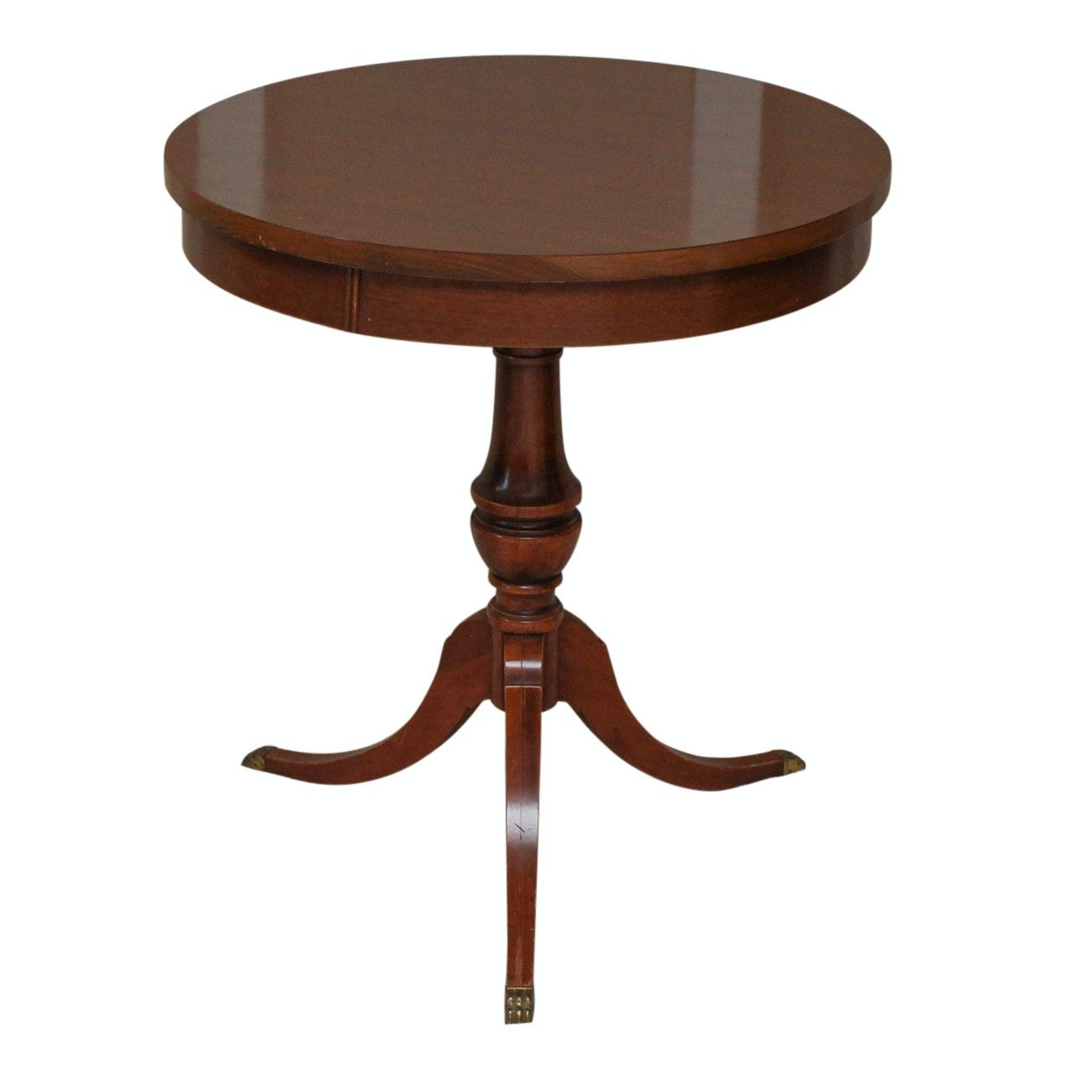 Mersman Circular Accent Table