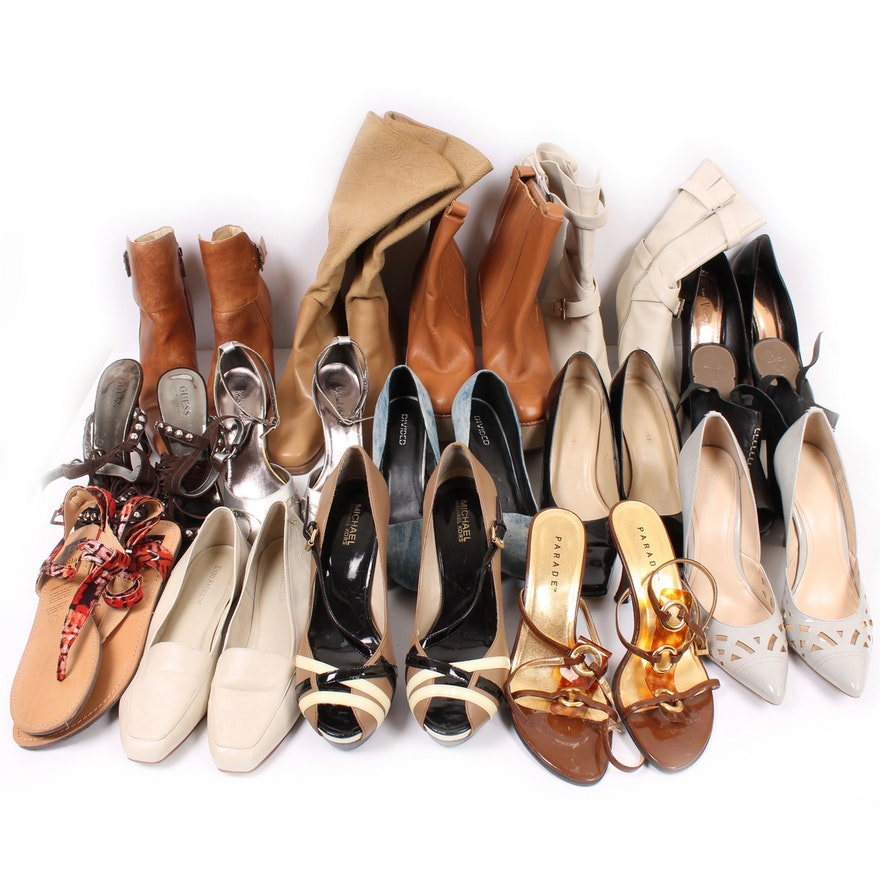 Women s Shoes Featuring MICHAEL Michael Kors and Vince Camuto   EBTH 5a2903b8f