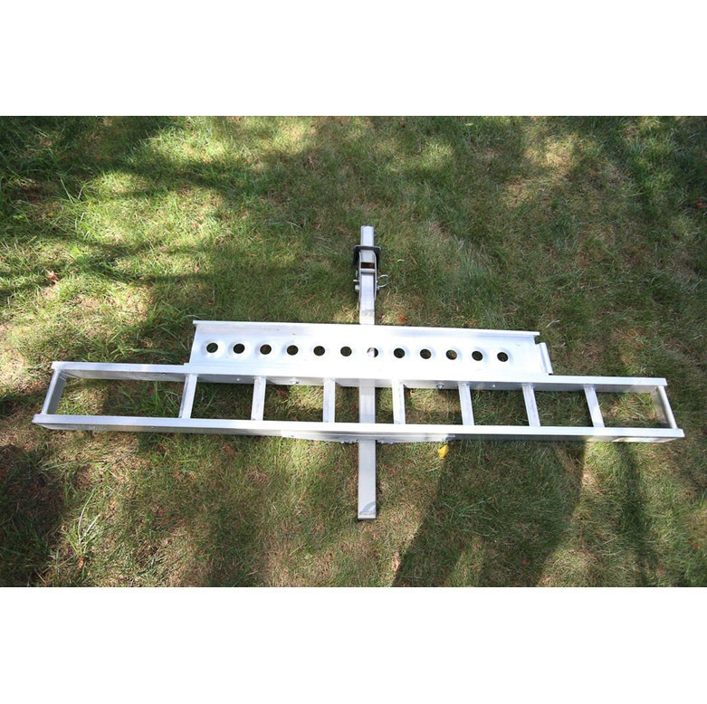 Motorcycle Carrier Rack with Hitch