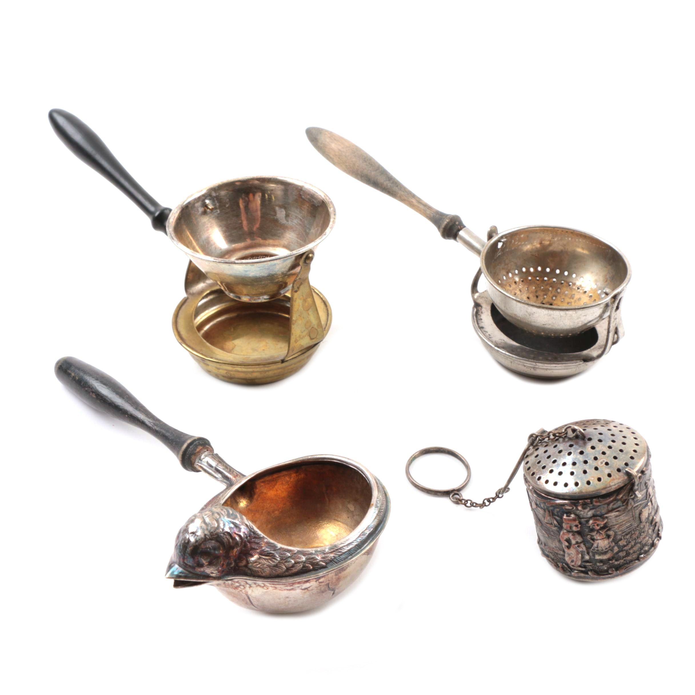 Tea Strainer Assortment