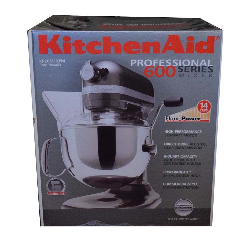 KitchenAid Professional 600 Mixer ...