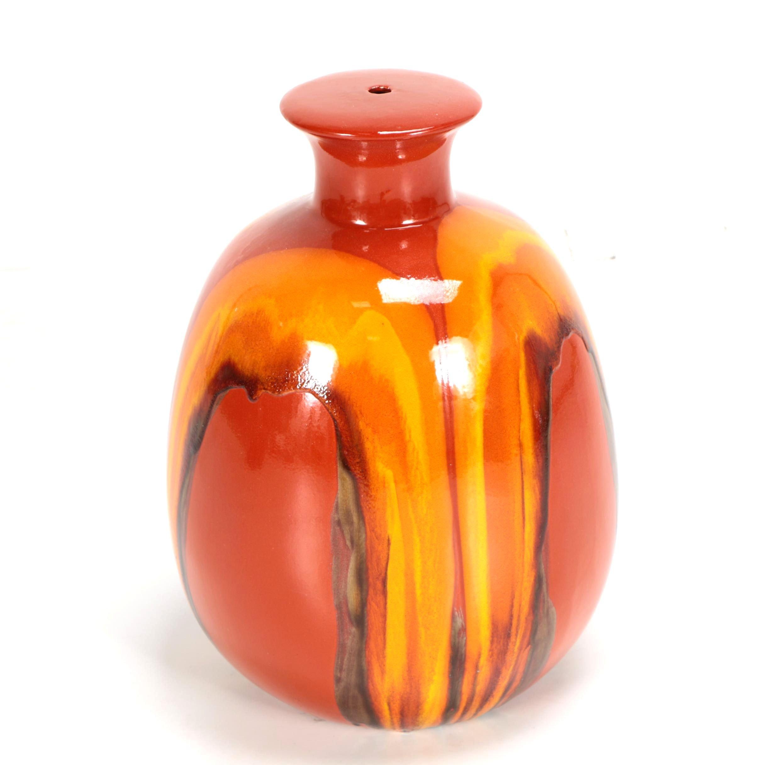 Decorative Ceramic Floor Vase
