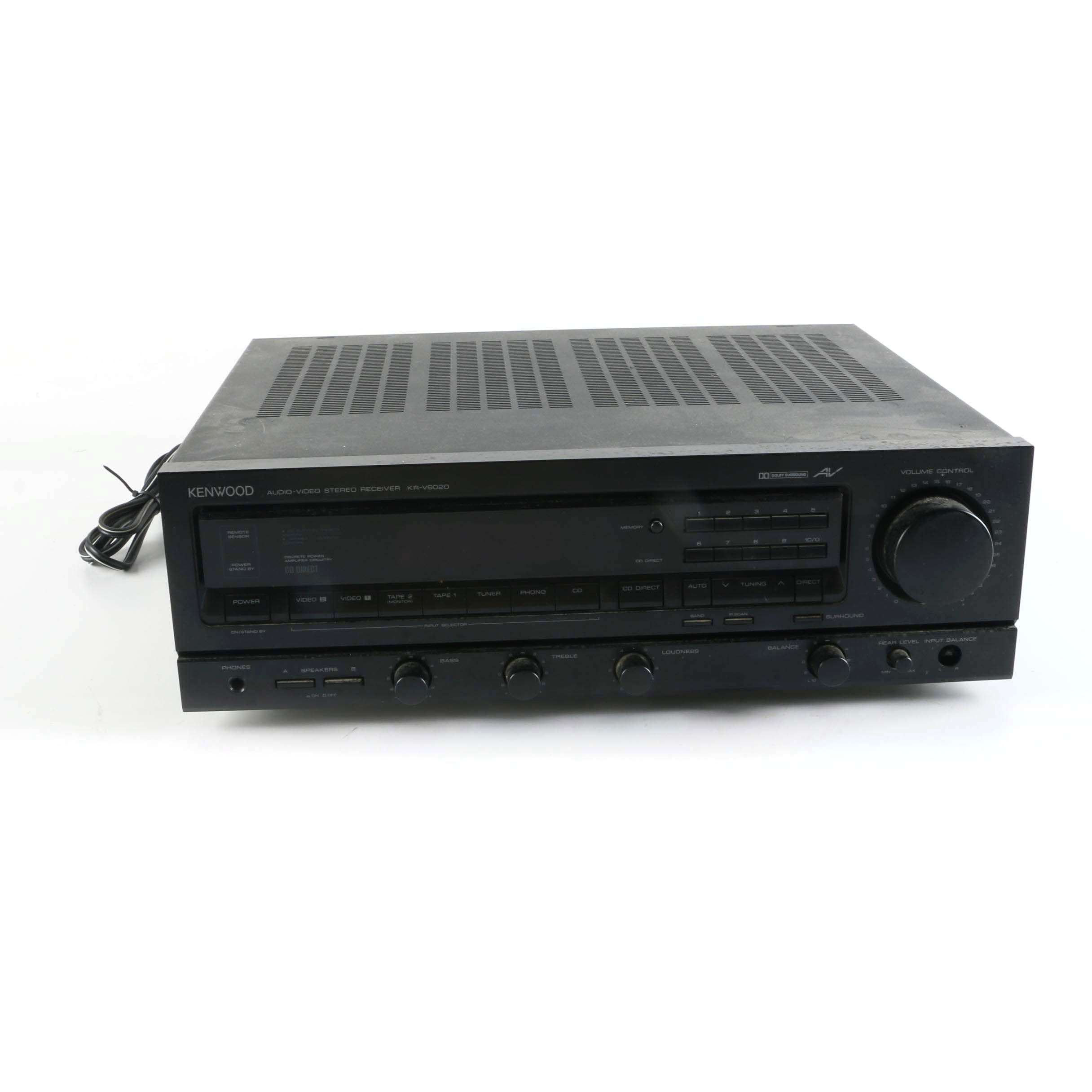 Kenwood Audio Video Stereo Receiver
