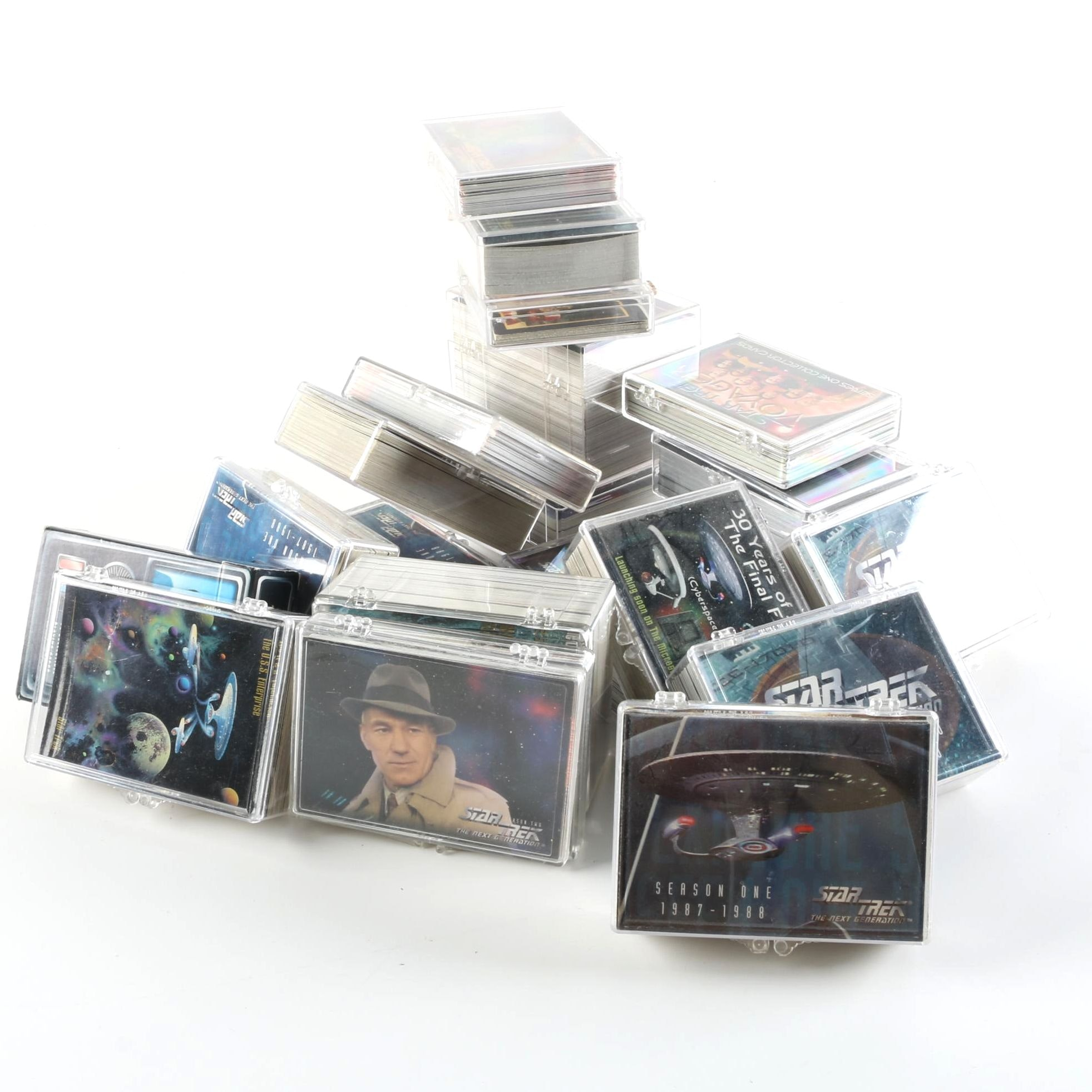 """Star Trek"" Trading Cards"