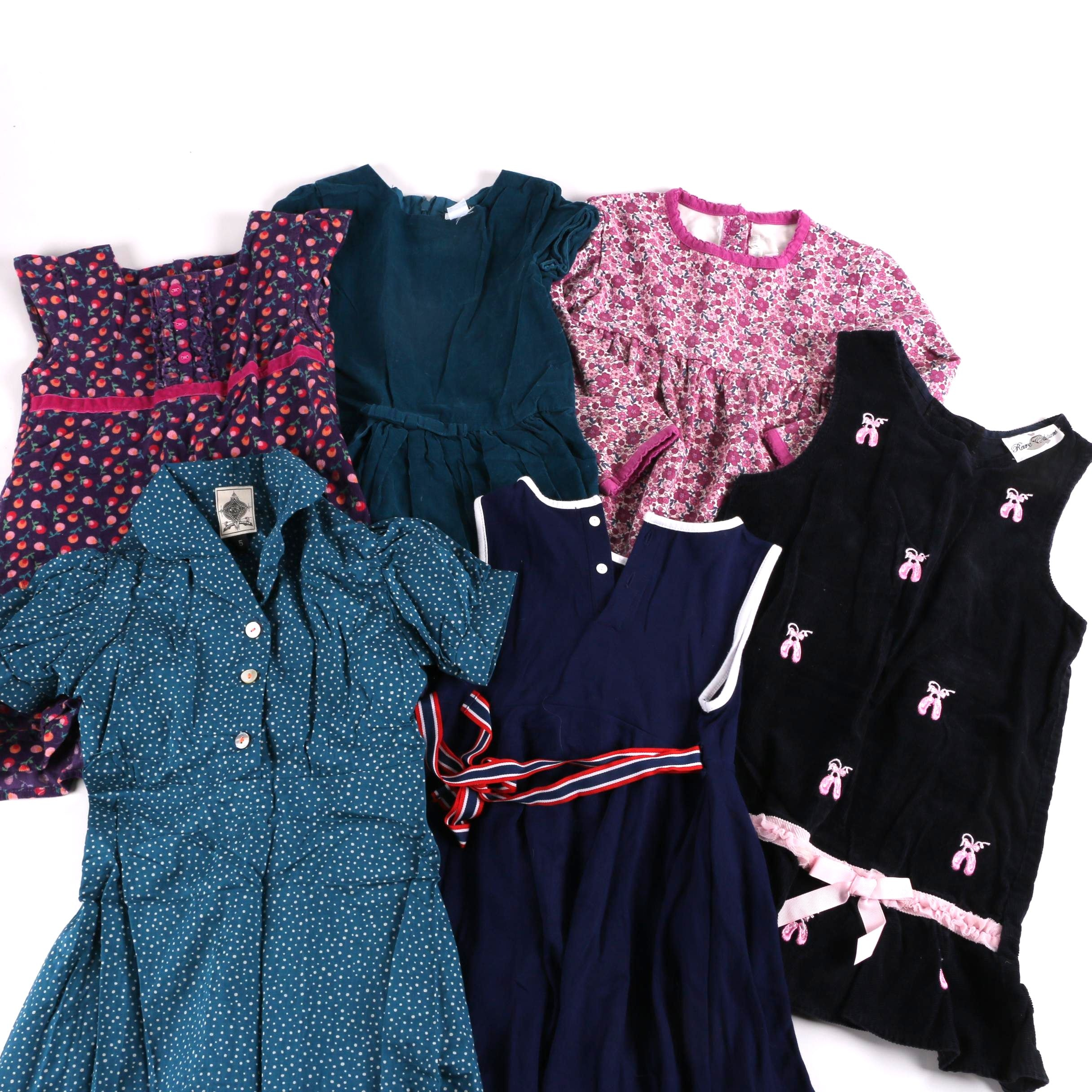 Girls' Dresses Including Rare Editions and Darcy Brown