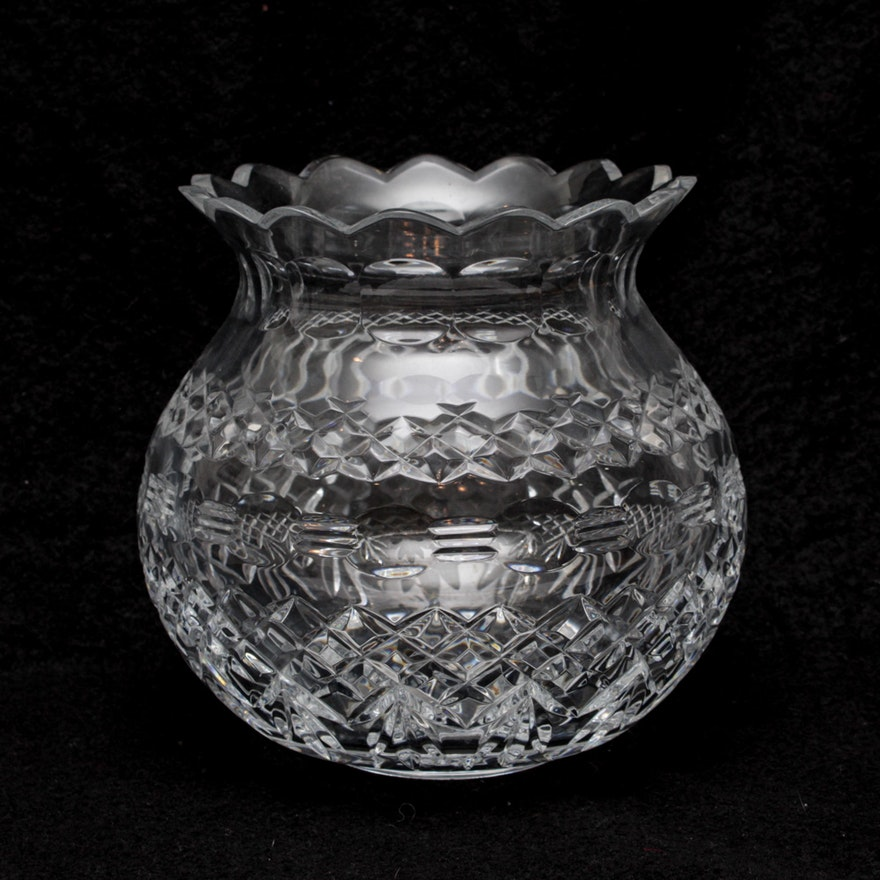 Waterford Crystal Americas Heritage Collection Martha Washington