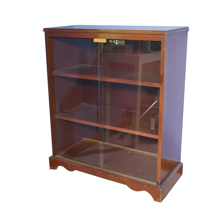 Sliding Glass Door Book Shelf Ebth