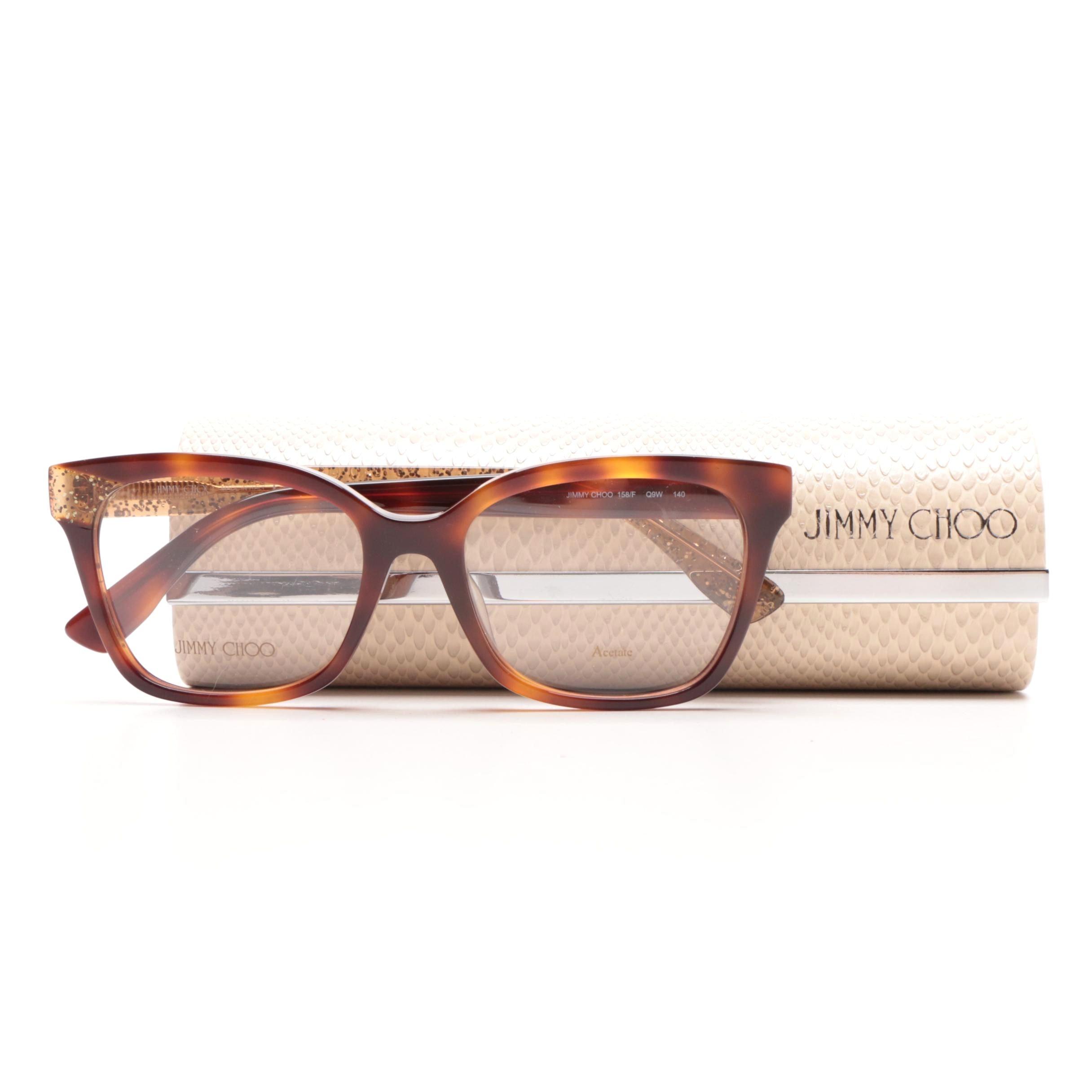 Jimmy Choo Designer Eyeglasses