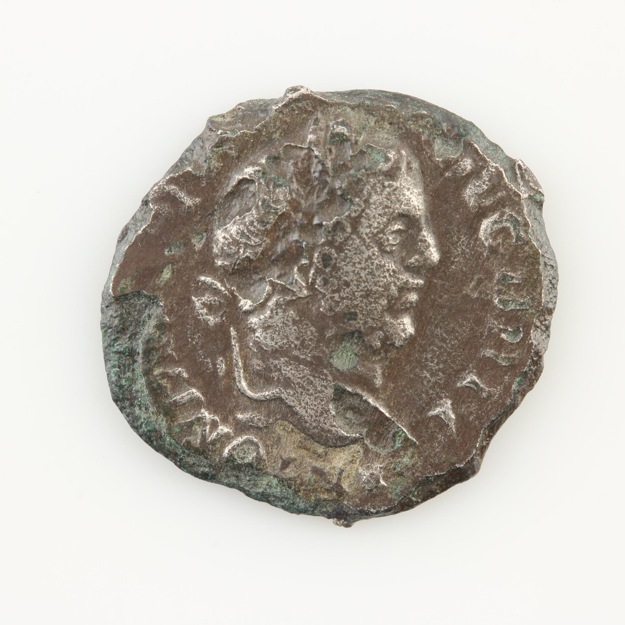 Ancient Roman Imperial Double Denarius, ca. 300 AD