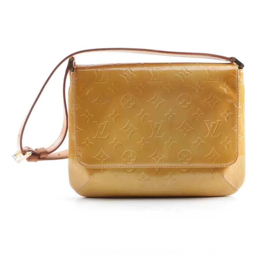 4ac8b7bdae9c Louis Vuitton of Paris Monogram Vernis Thompson Street Shoulder Bag   EBTH