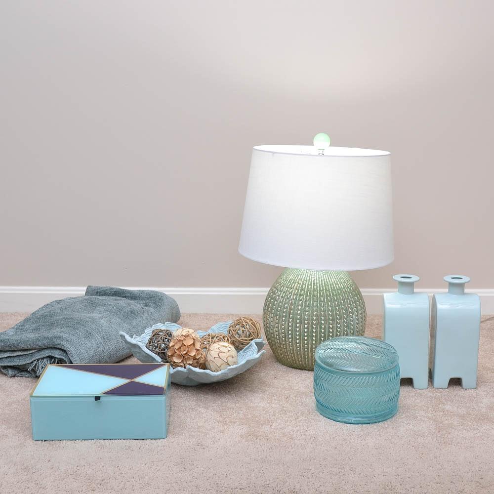 Decorative Lamp and Home Decor