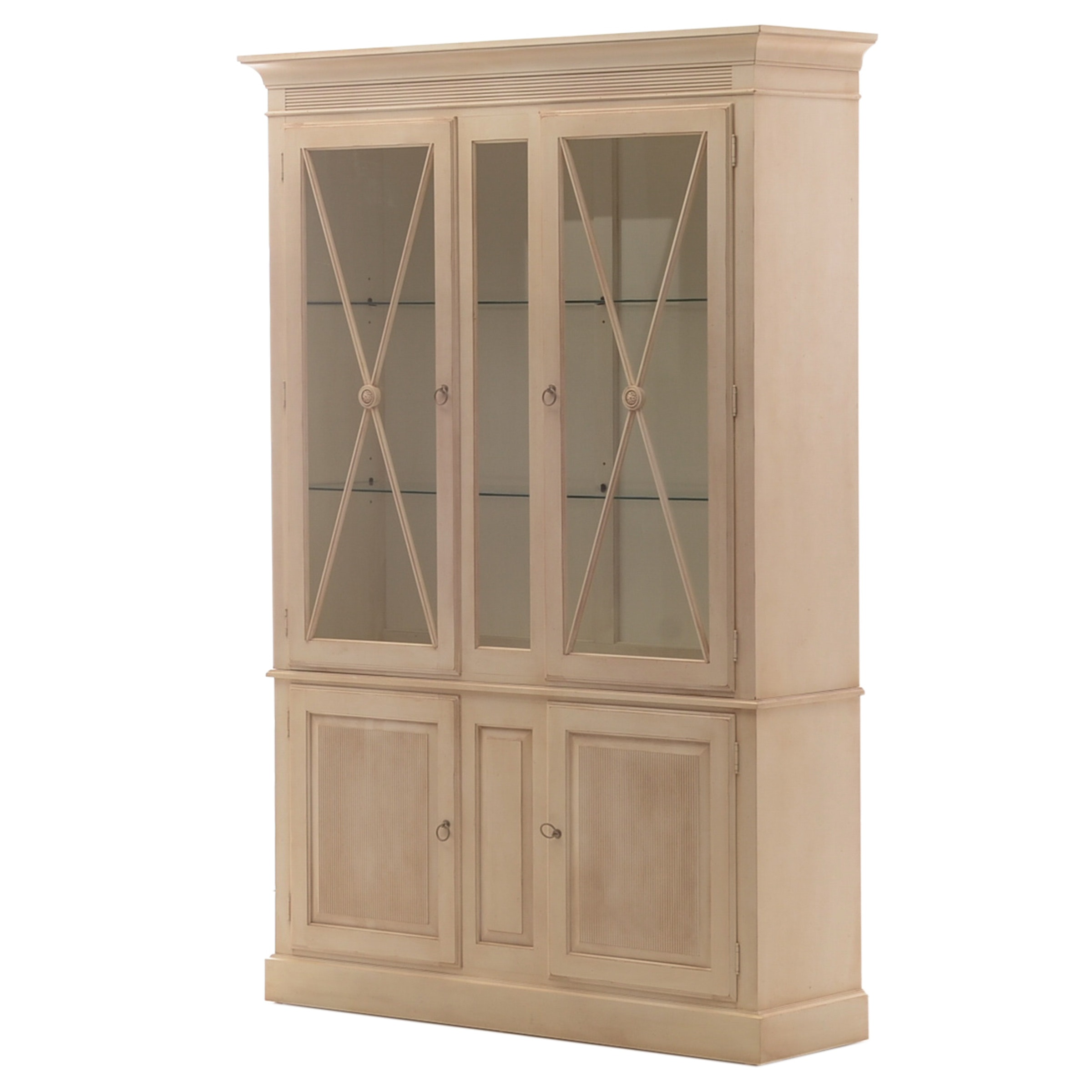 Merveilleux Ethan Allen Swedish Home Collection China Cabinet ...