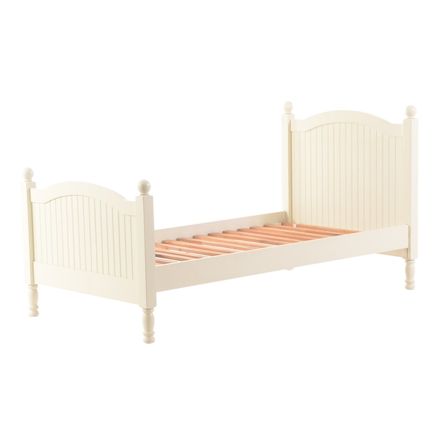 Pottery Barn Twin Bed Frame