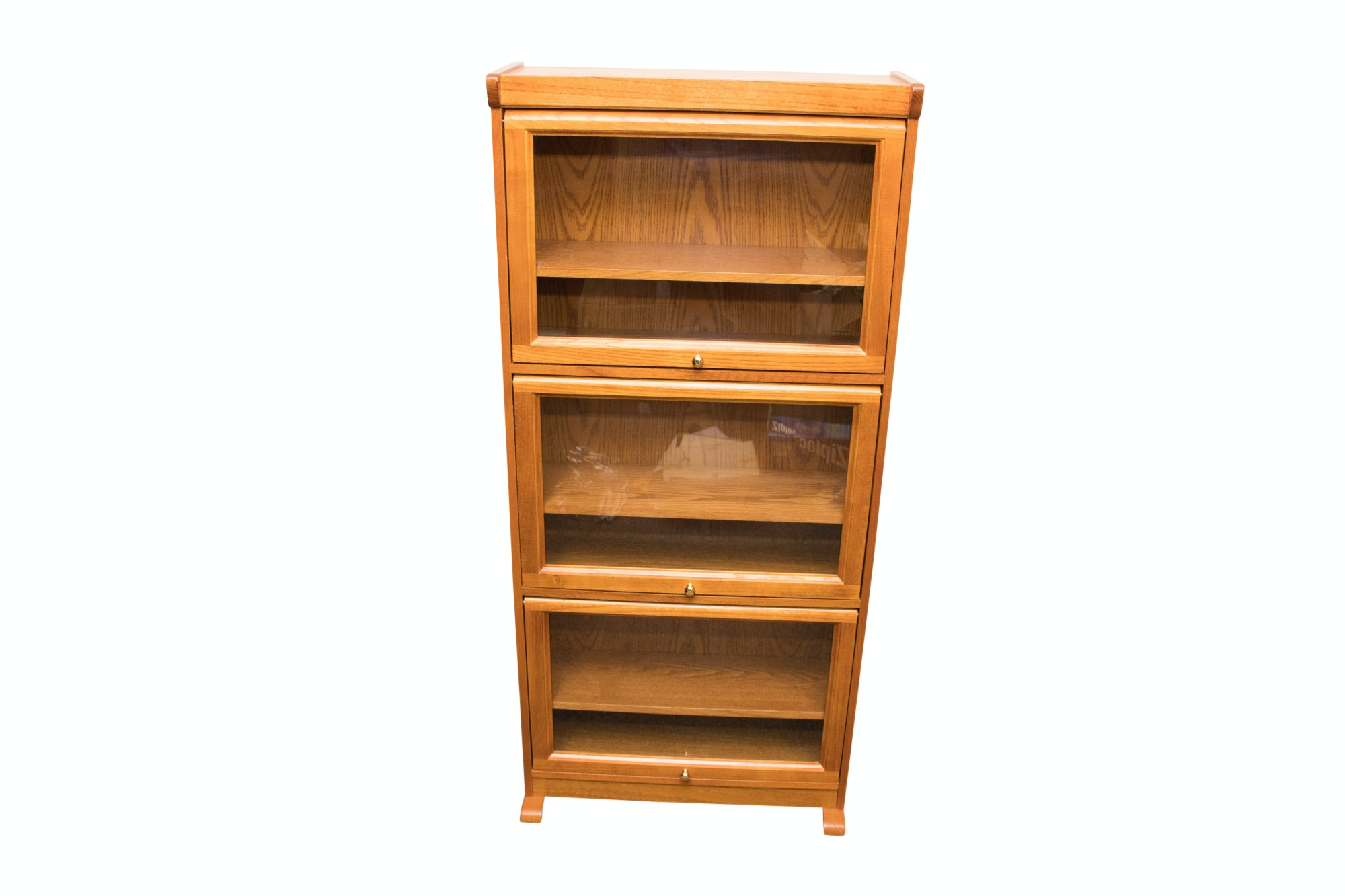 Barrister's Style Bookcase