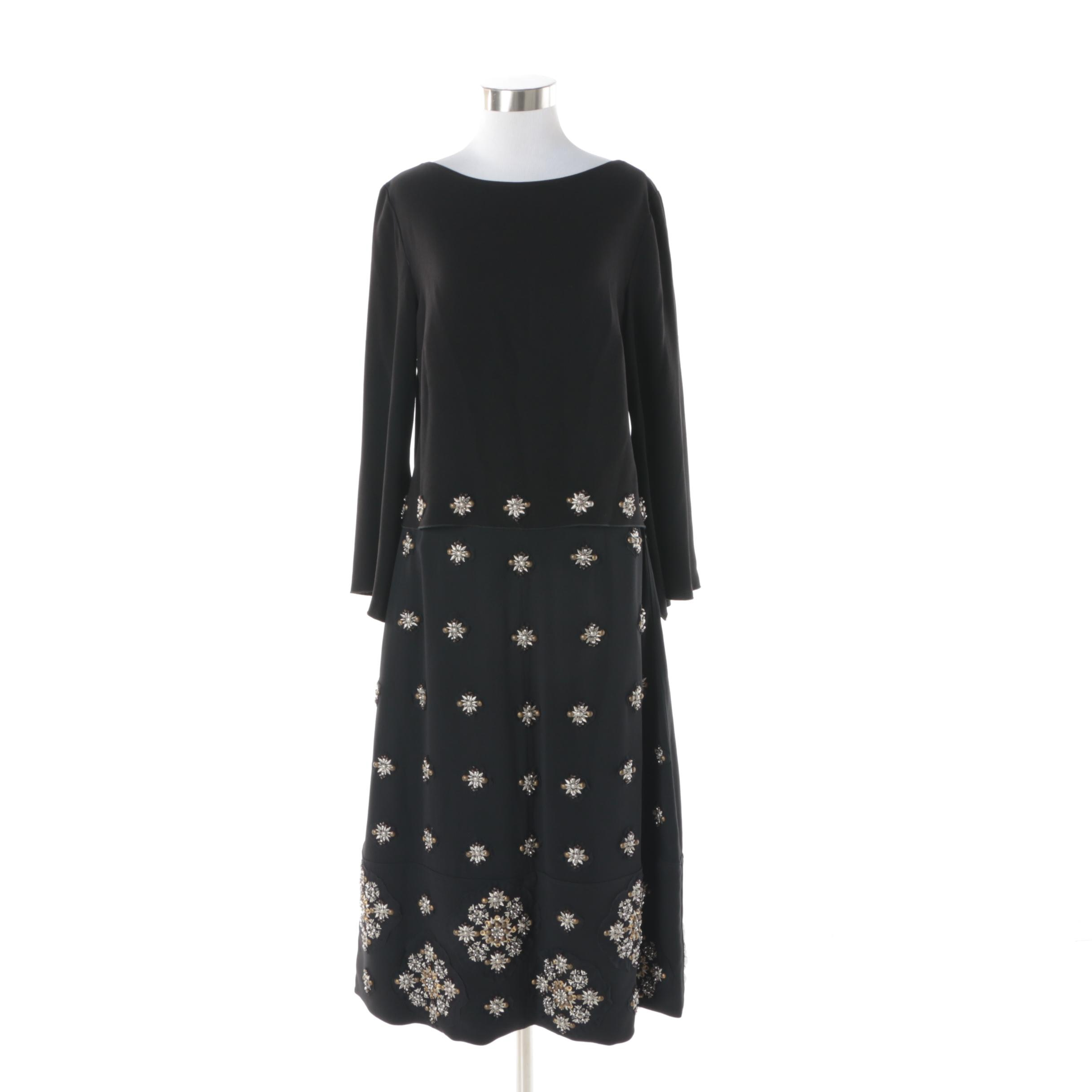 Elizabeth and James Lottie Embellished Skirt and Nico Blouse