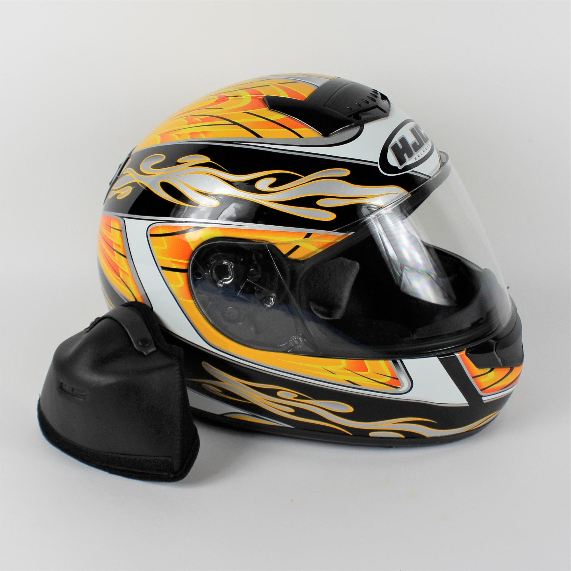 HJC Street Motorcycle Helmet