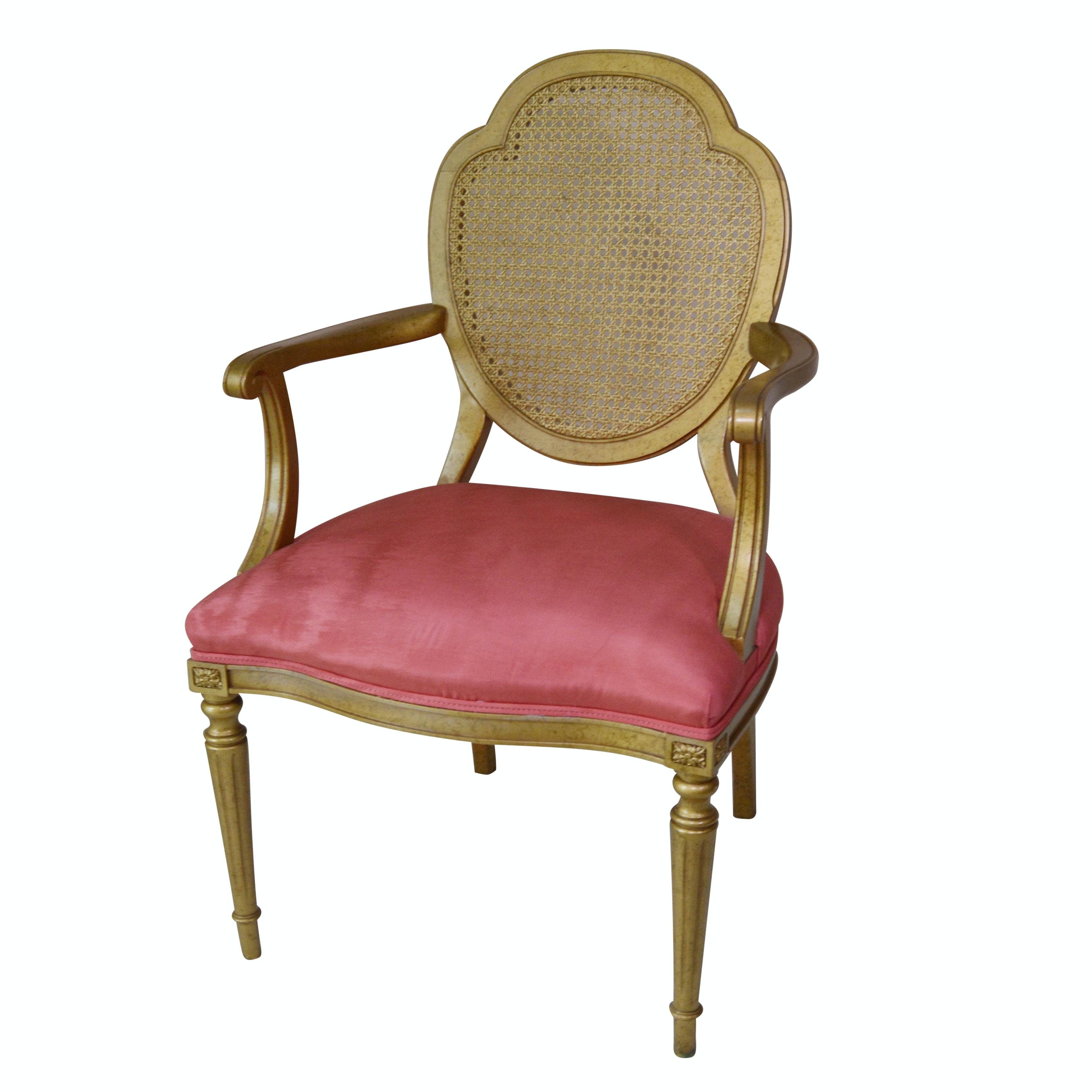 Vintage Louis XV Style Armchair ...