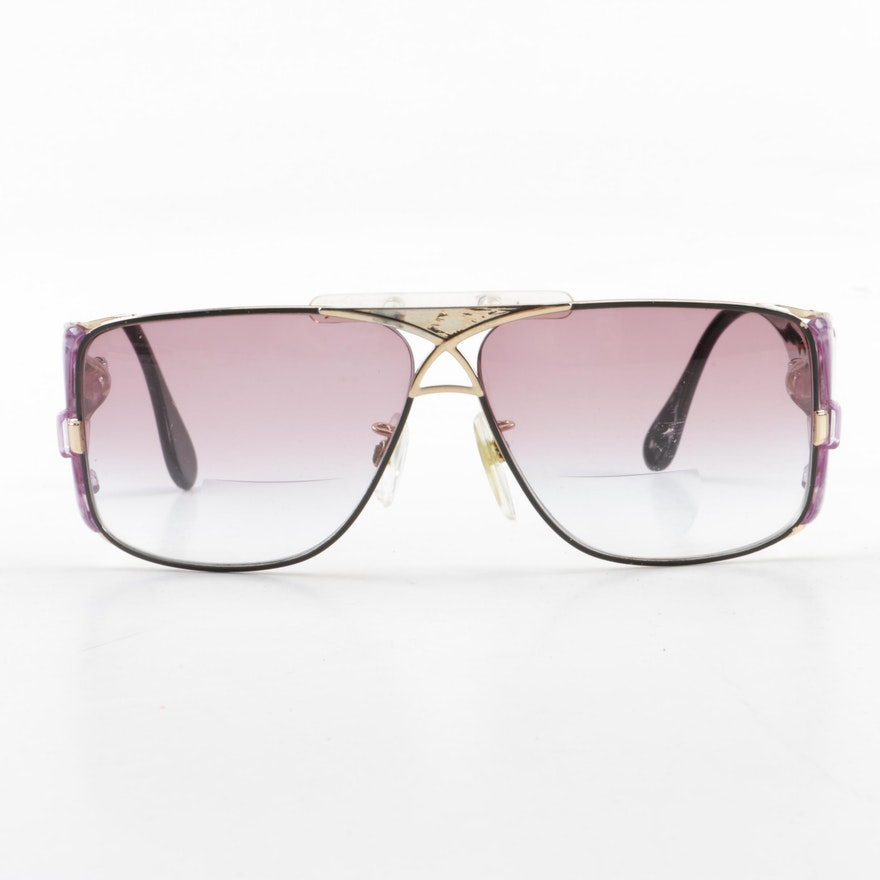 689c6c15b1ca Circa 1980s Vintage Cazal 955 Prescription Sunglasses   EBTH