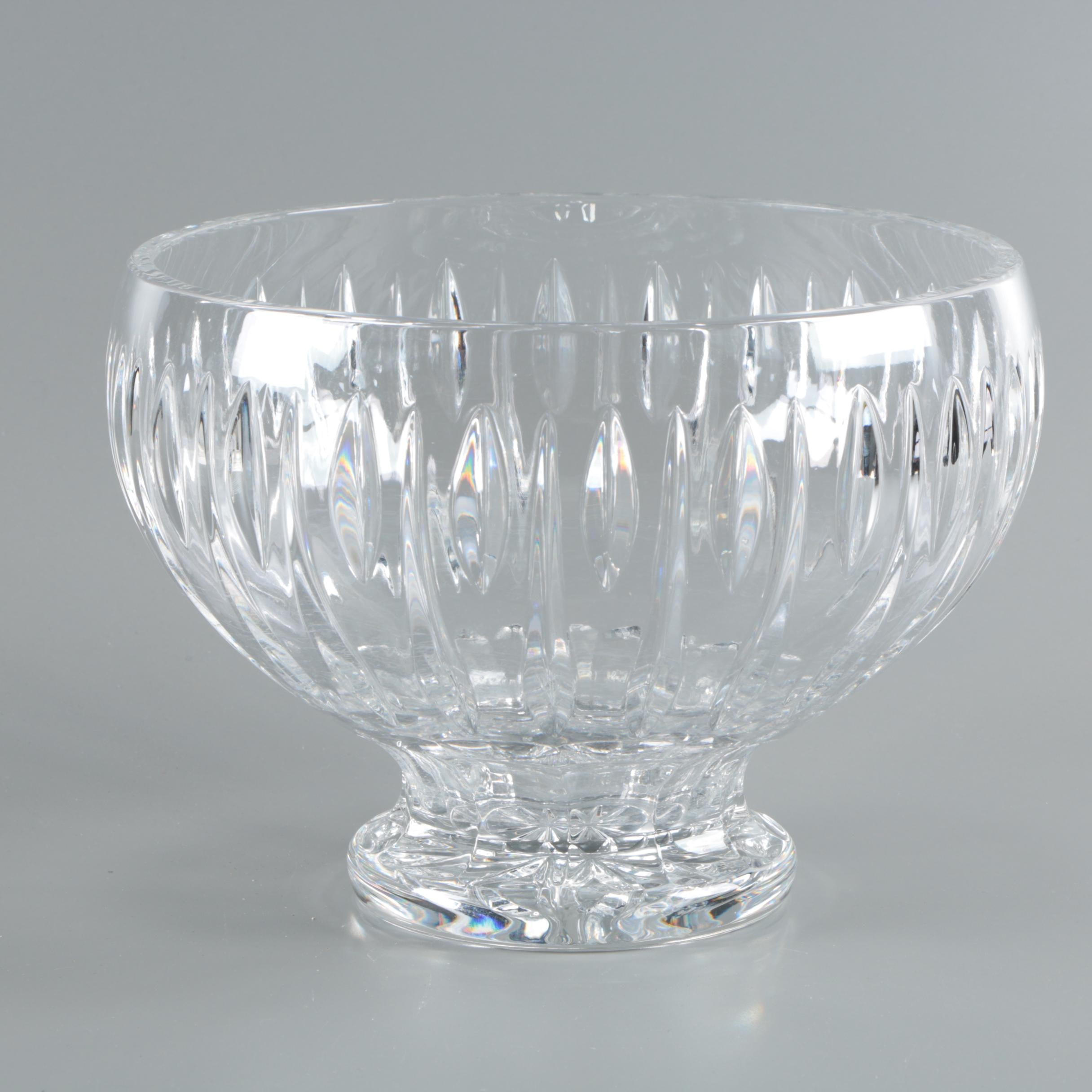 """Marquis by Waterford Crystal """"Sheridan"""" Bowl"""