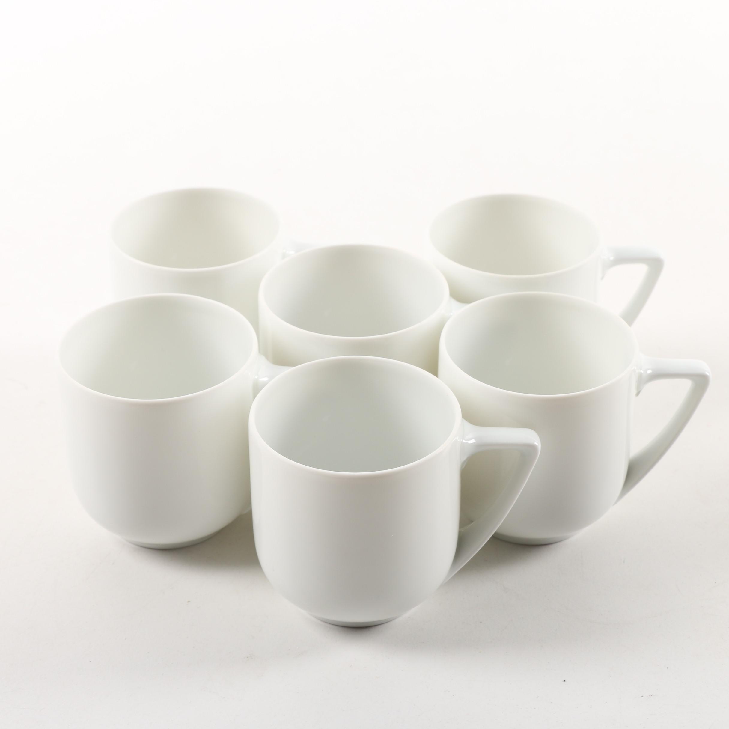 Vintage Rosenthal Porcelain Espresso Cups