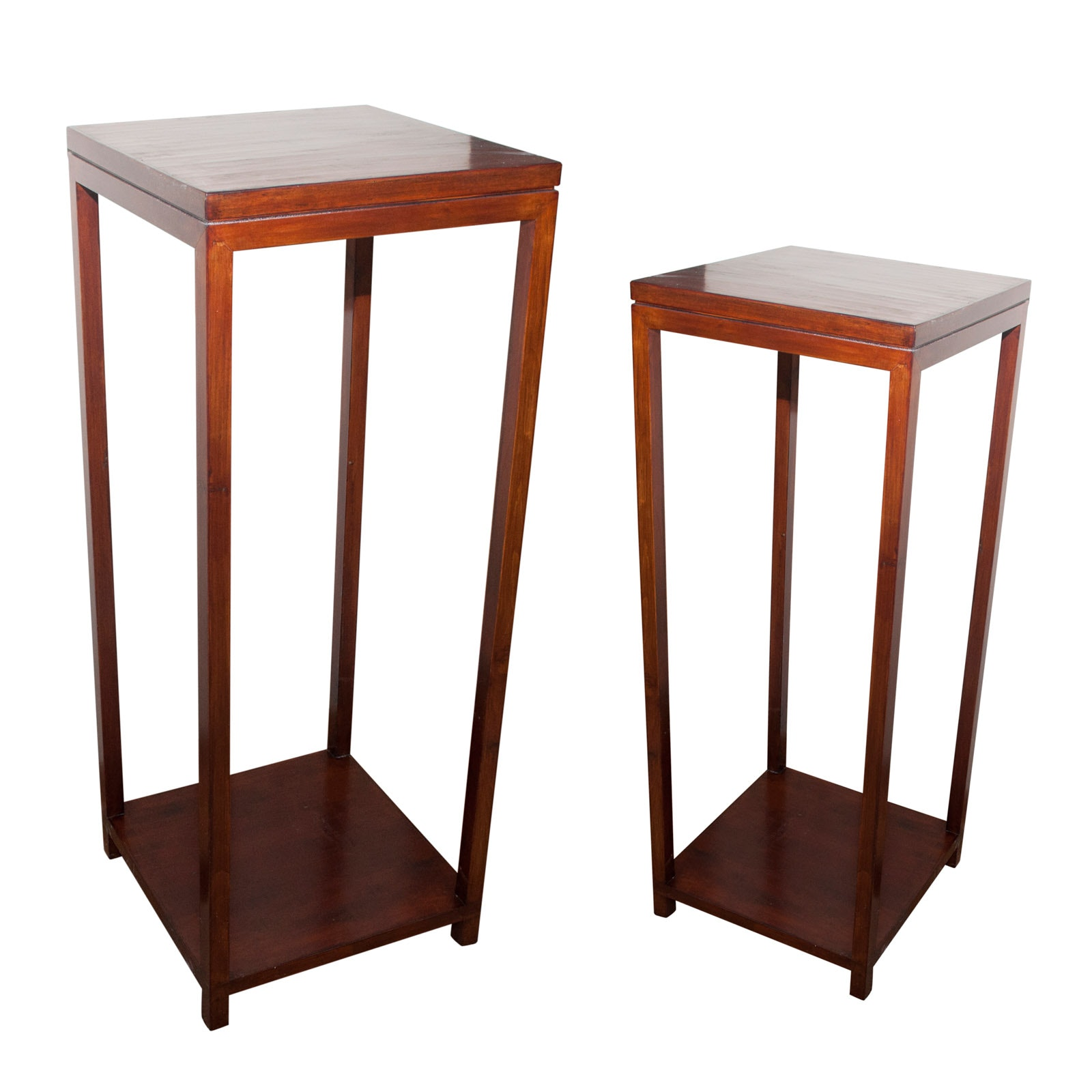 Pairing of Square Accent Tables