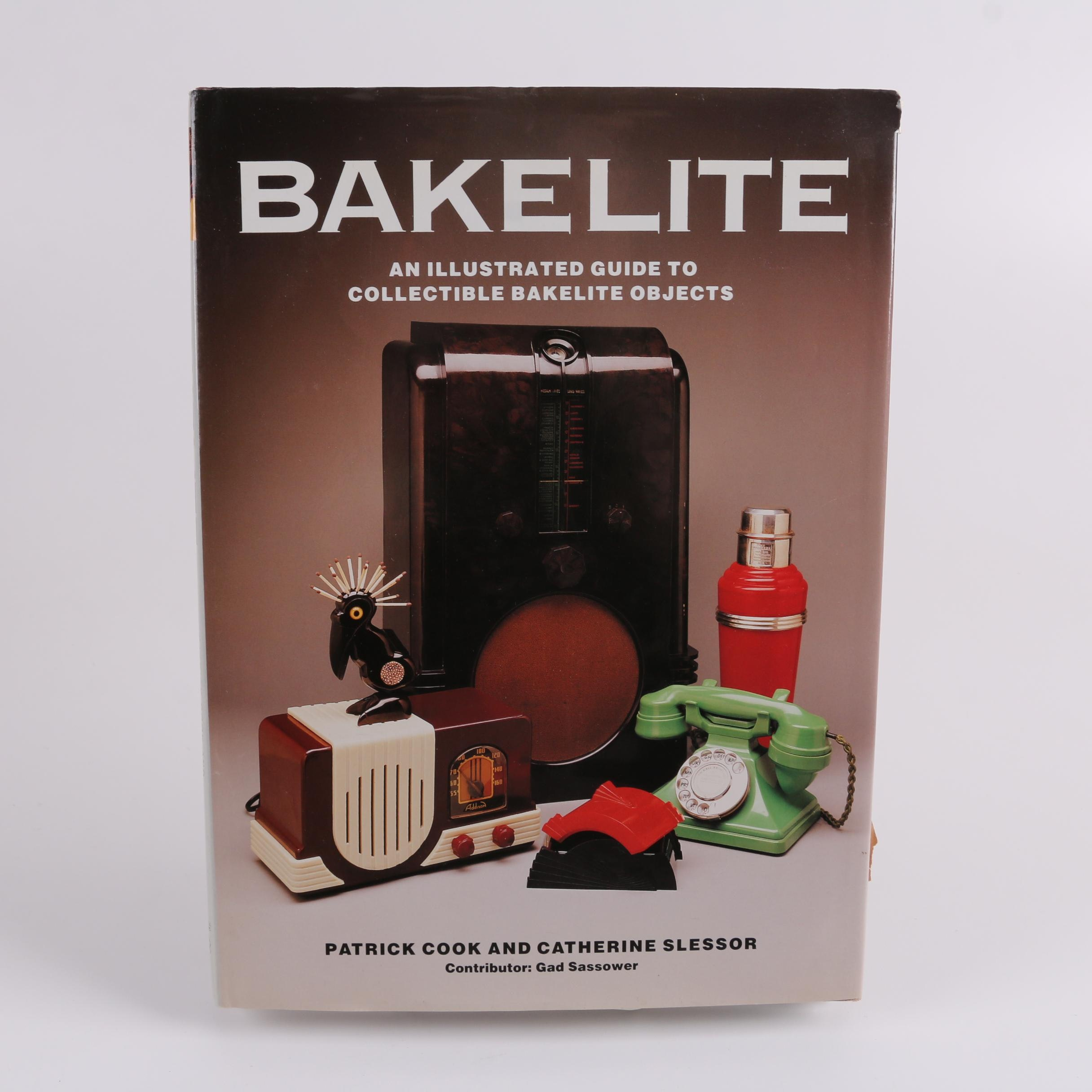 """1992 """"Bakelite"""" by Patrick Cook and Catherine Slessor"""