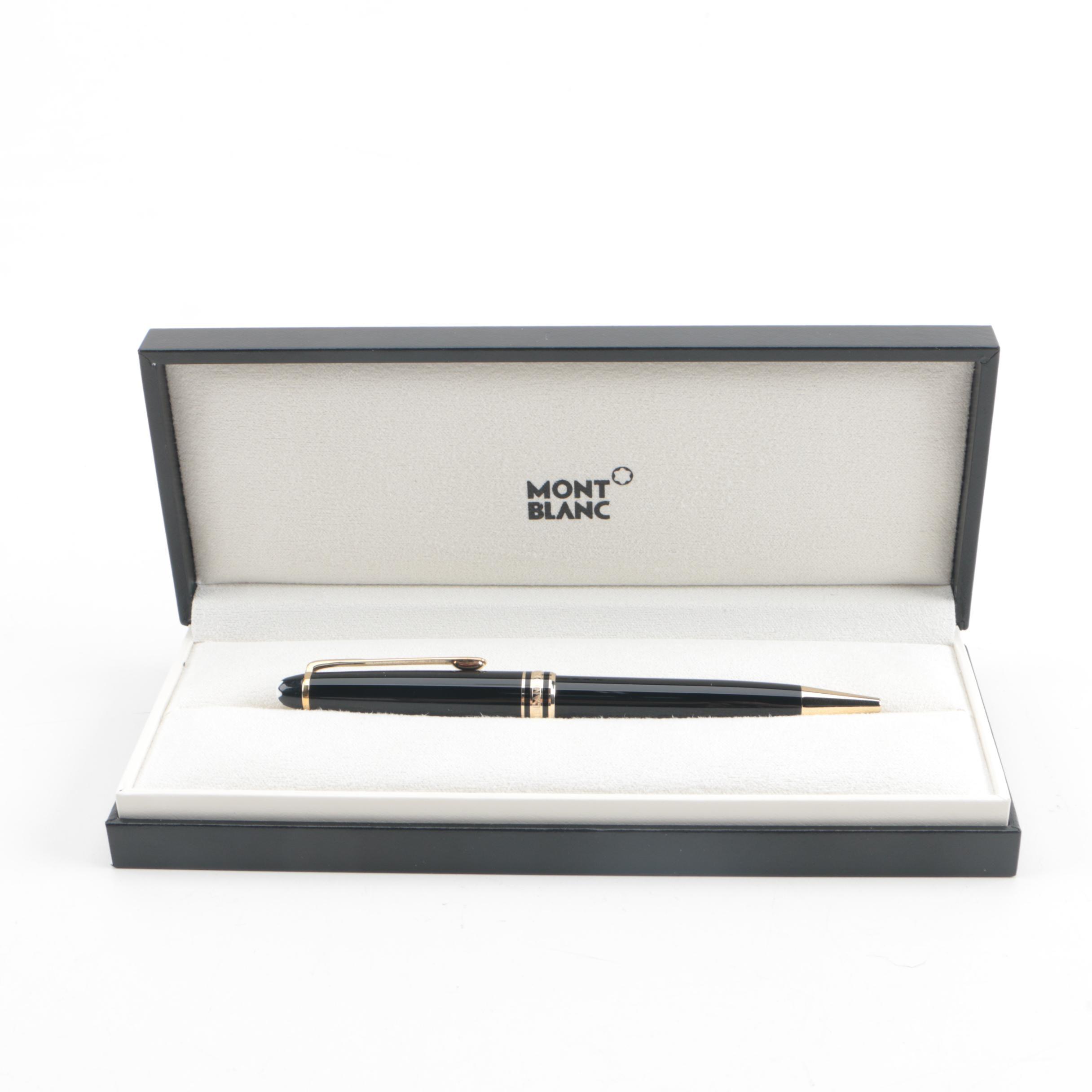 Montblanc Meisterstück Ballpoint Pen