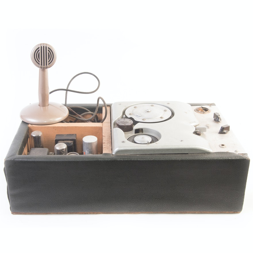 2479b70fff4 Vintage Wire Recorder   EBTH