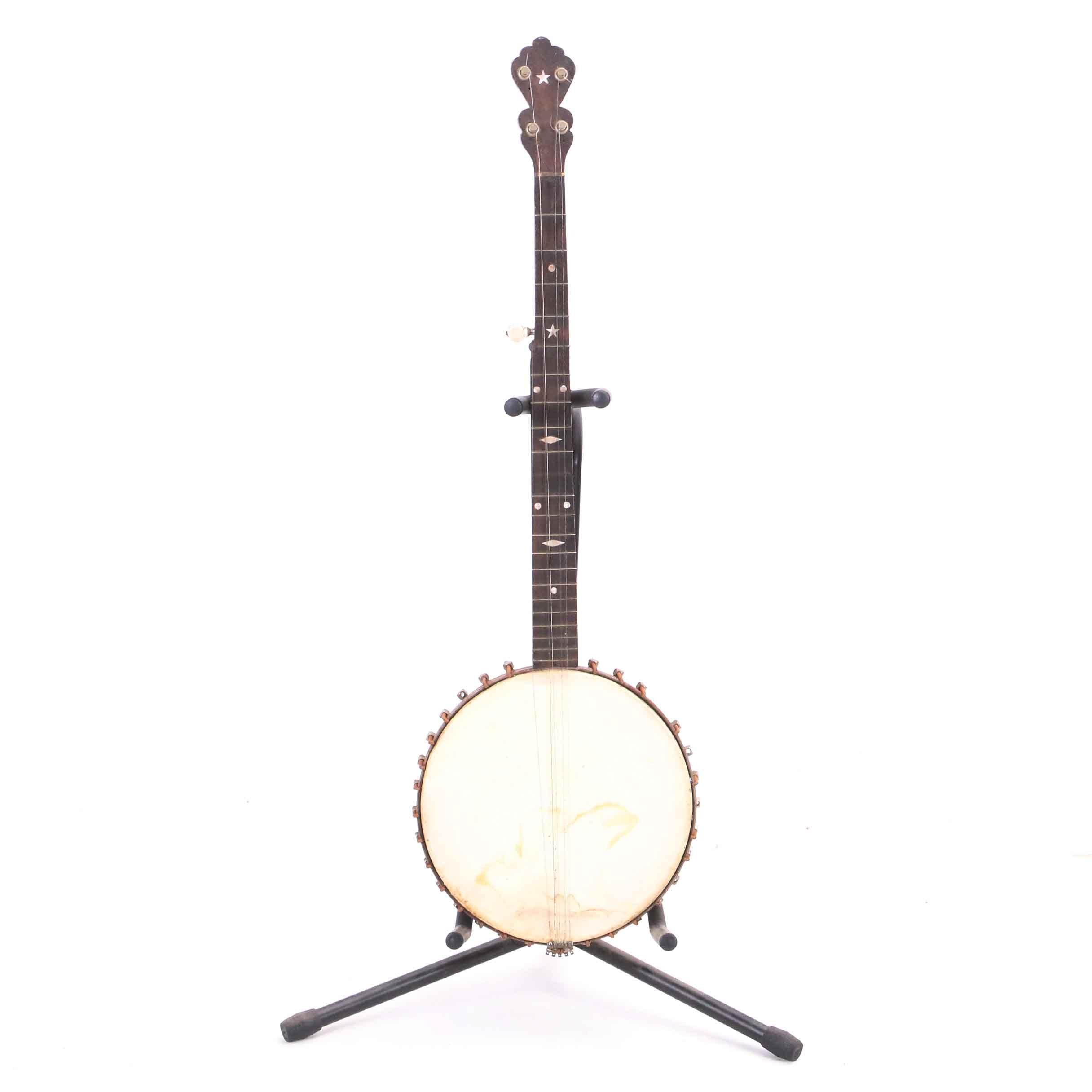 Vintage 5-String Banjo