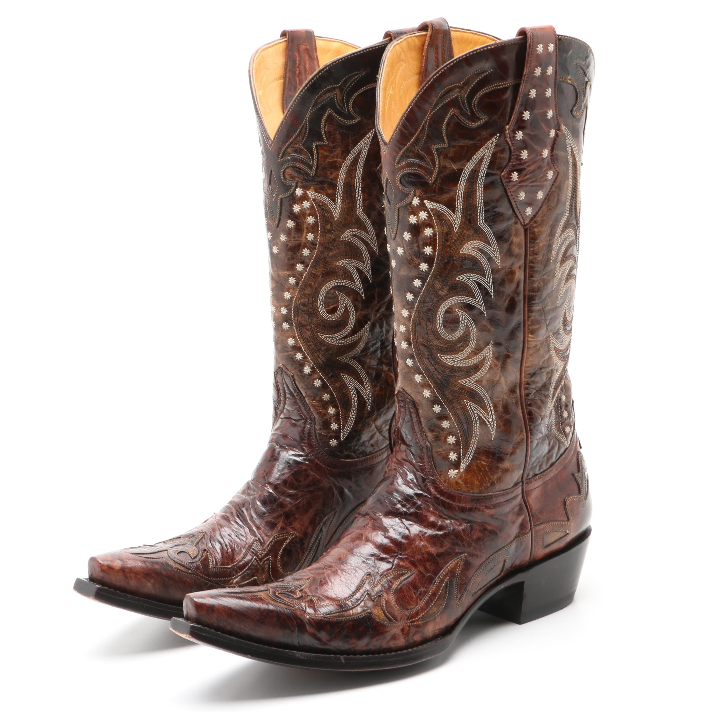 Women's Old Gringo Hand Crafted Leather Boots