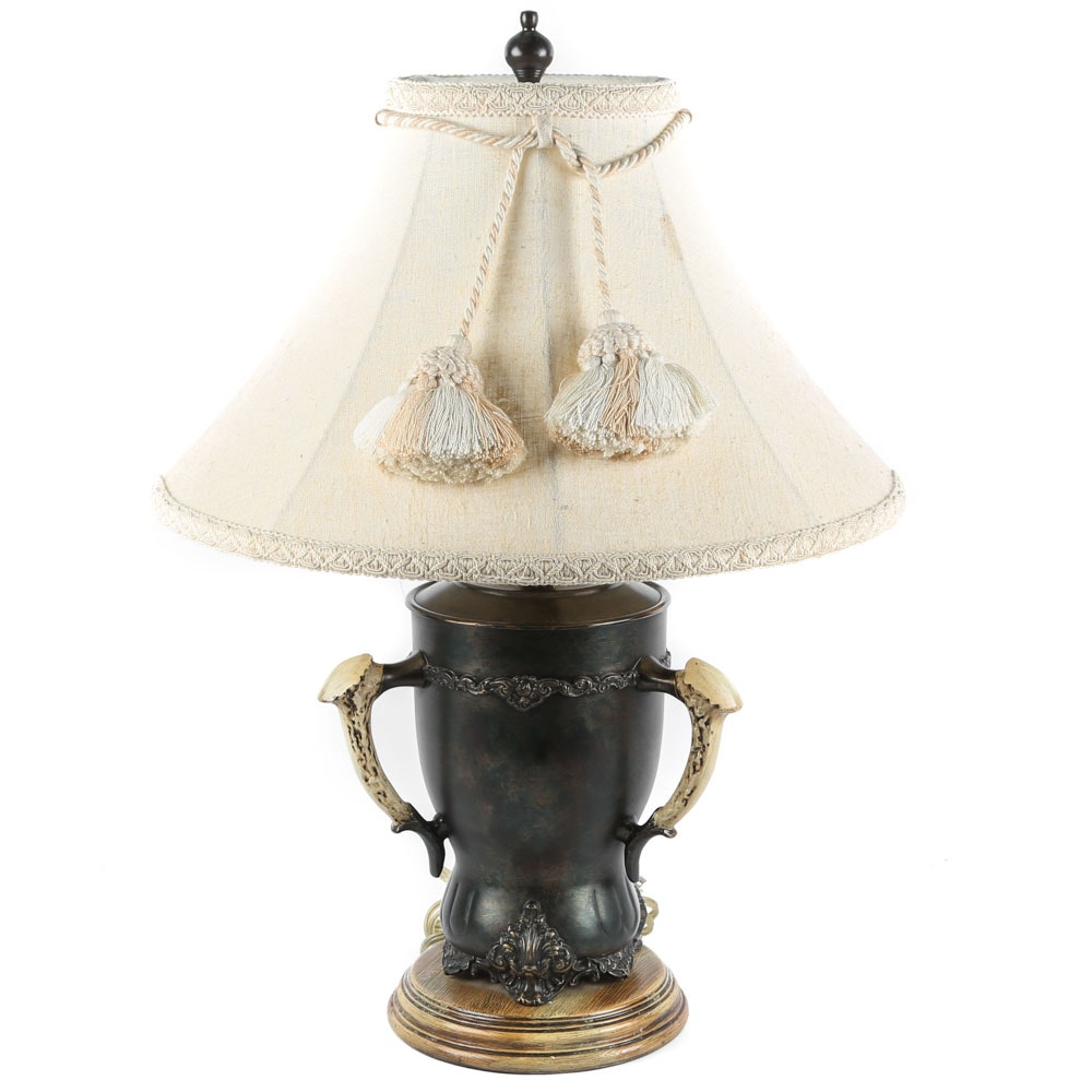 Western Style Table Lamp ...