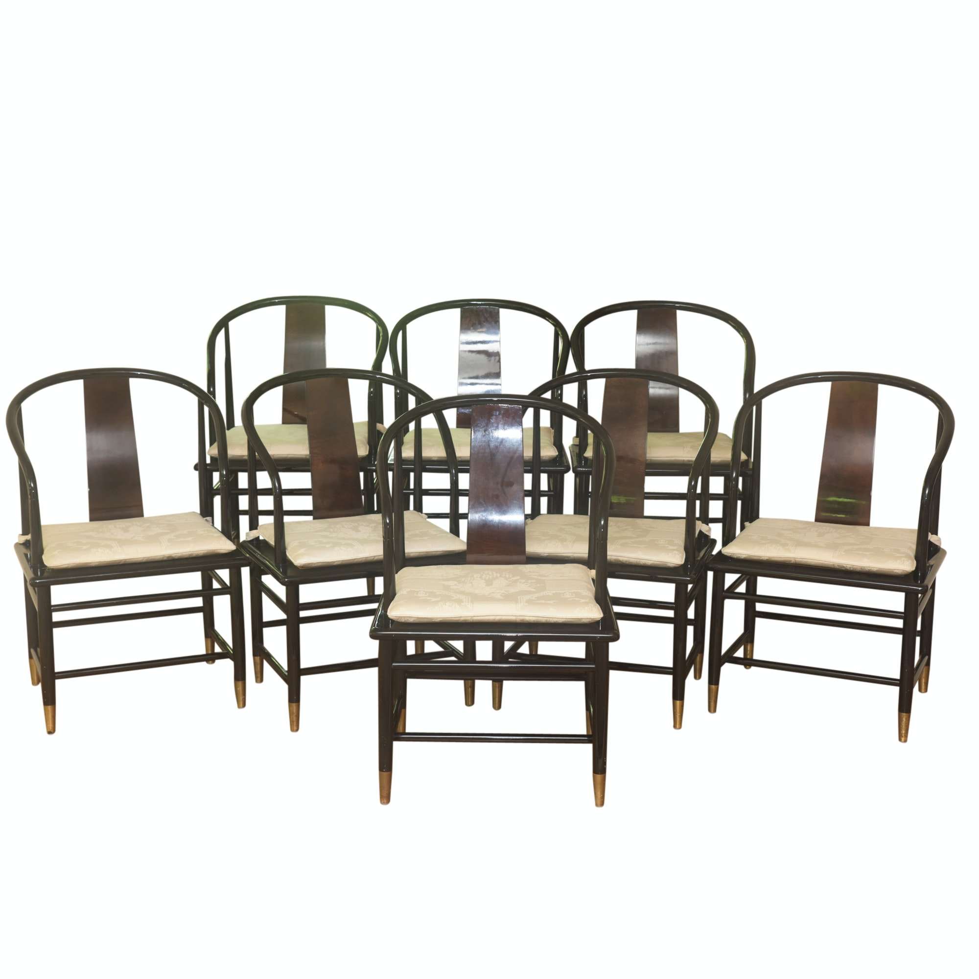 Scene Three  Dining Chairs by Henredon  EBTH  sc 1 st  EBTH.com & Scene Three