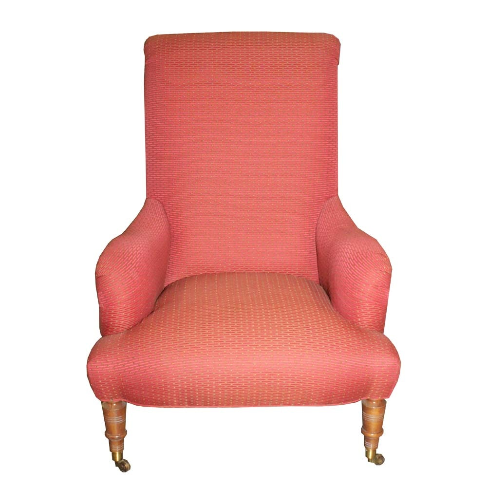 Calico Corners Upholstered Armchair by Brandywine Designs