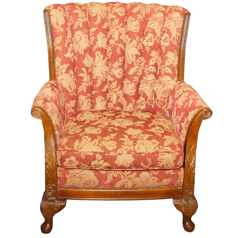 Haverty's Upholstered Armchair