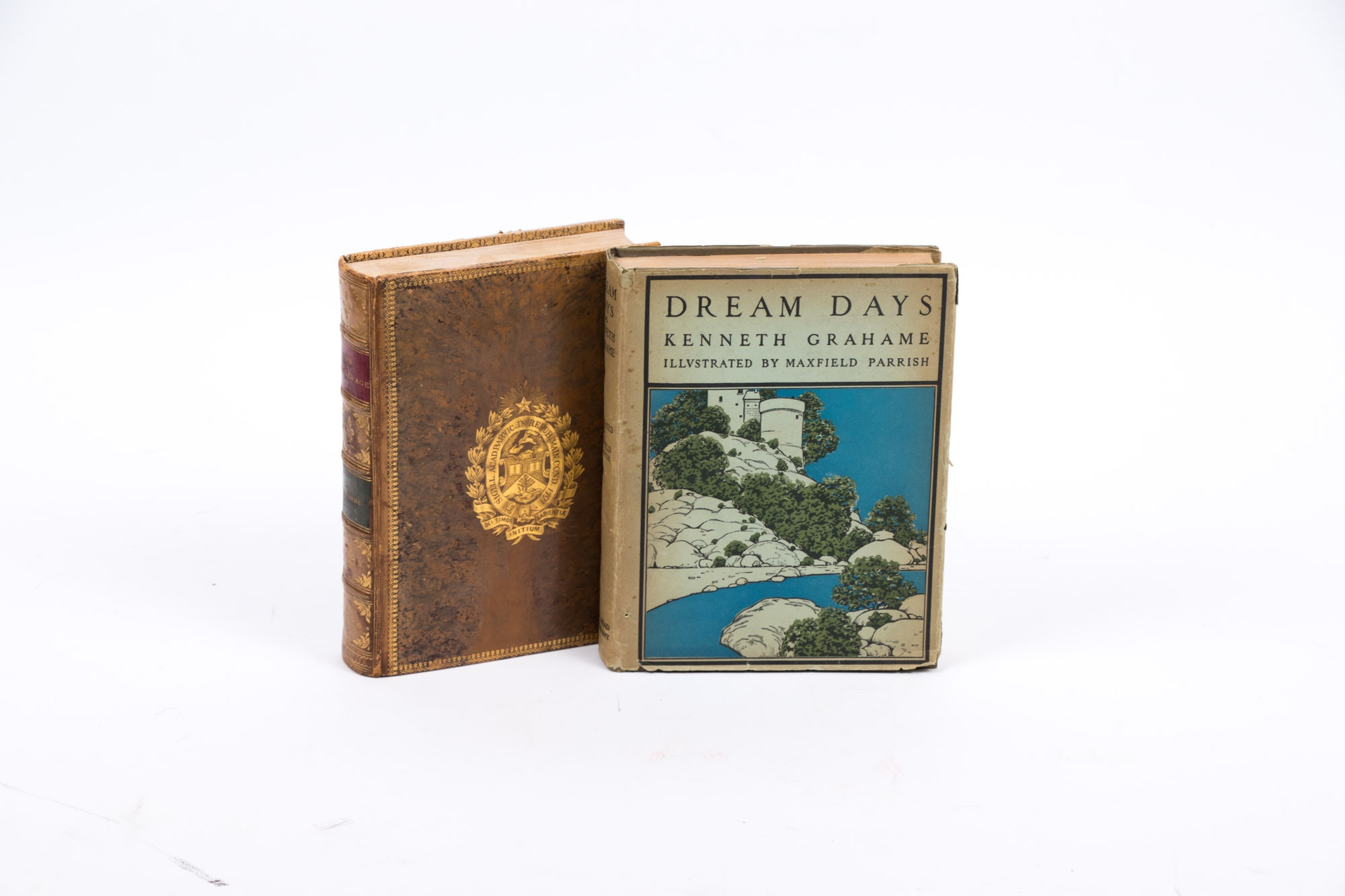 """""""The Golden Age"""" and """"Dream Days"""" by Kenneth Grahame"""