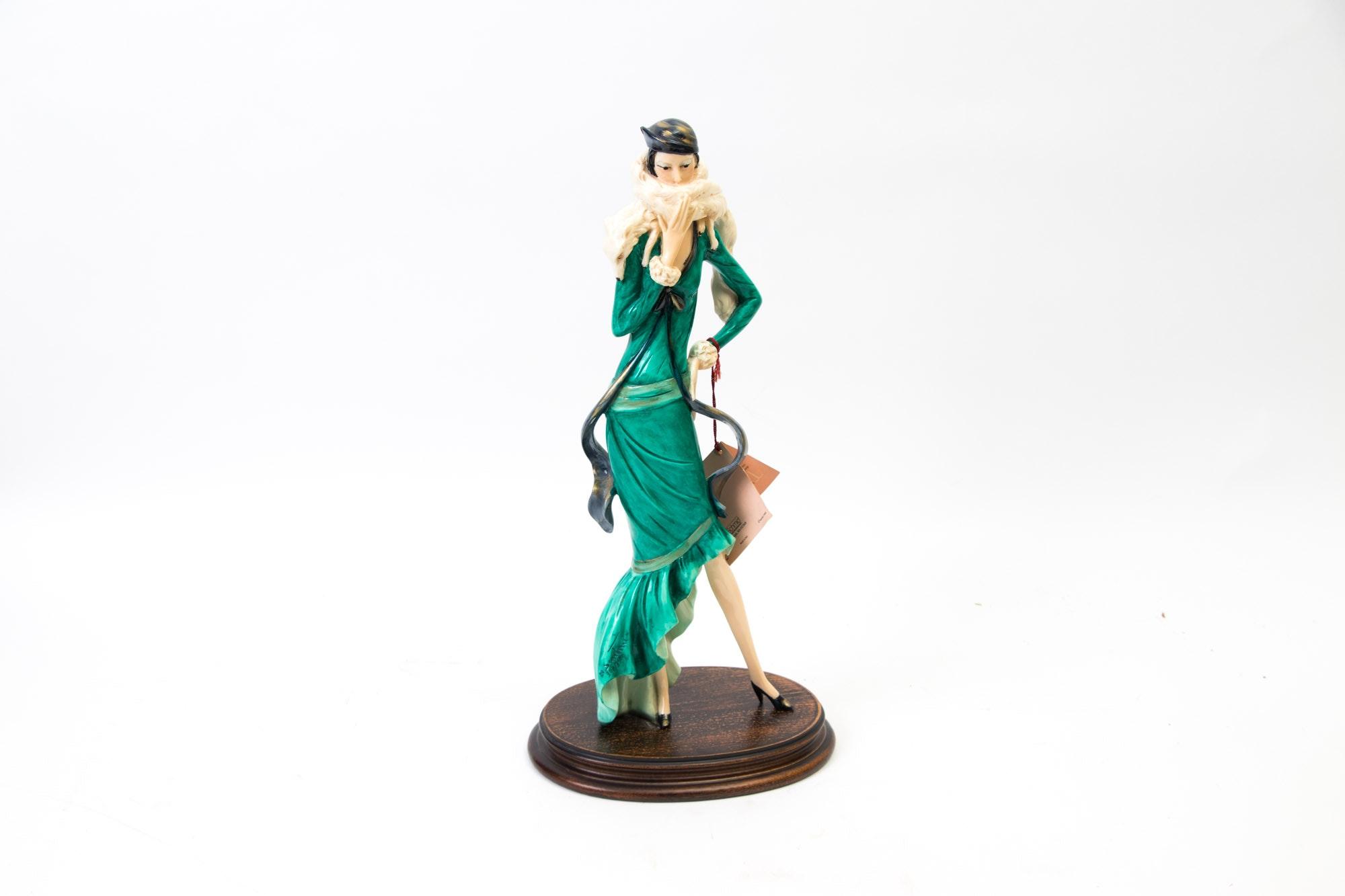 """Schmid """"La Belle Epoque: Colette"""" Figurine"""