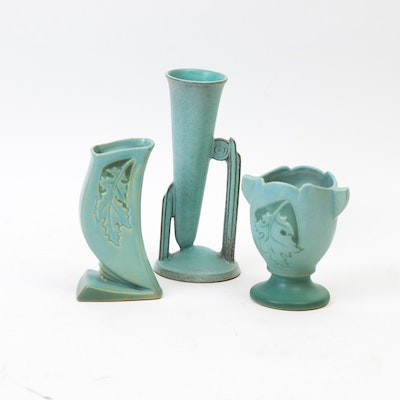 Vintage Decorative Vases Antique Vases In Art Dcor Collectibles