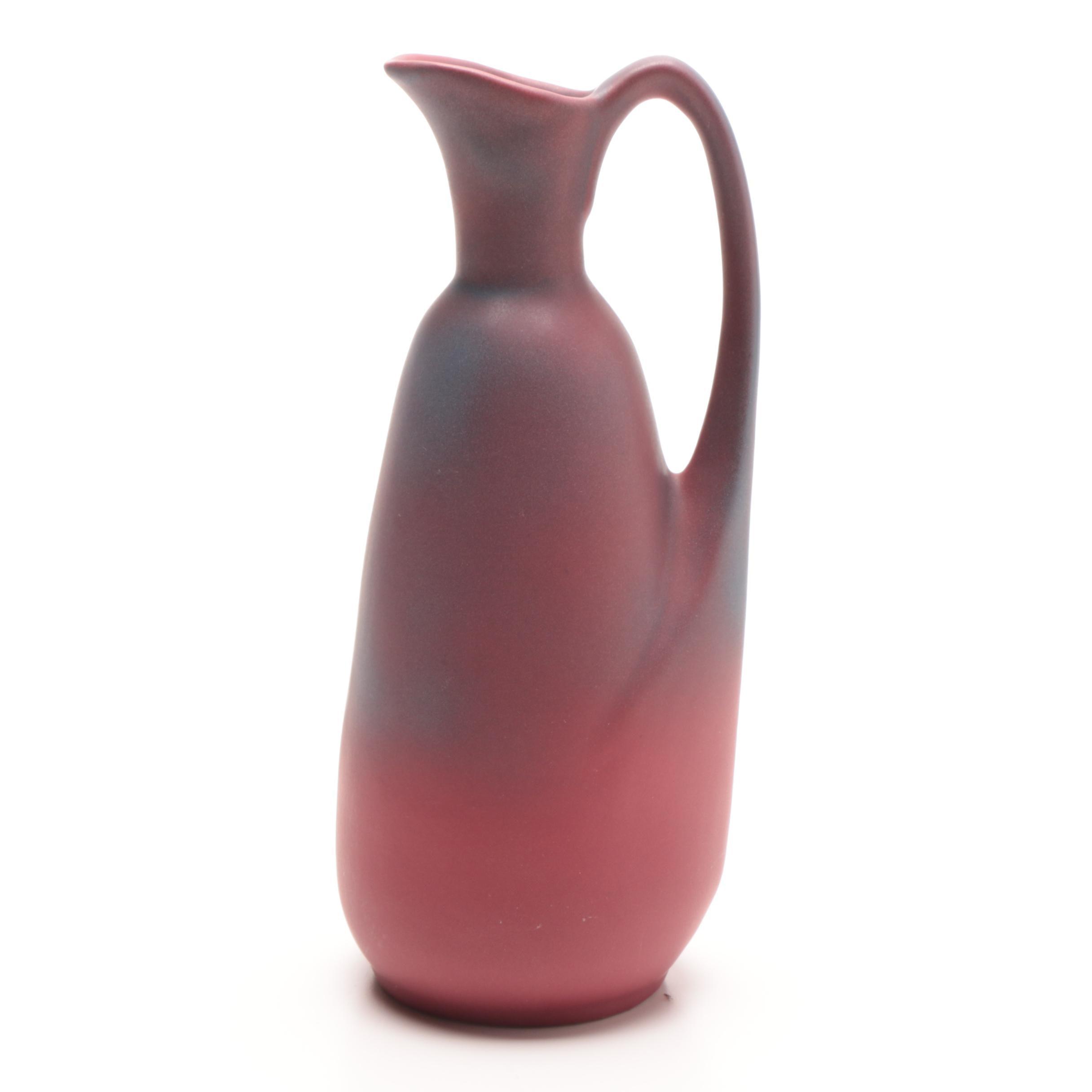Van Briggle Pottery Mulberry Ewer
