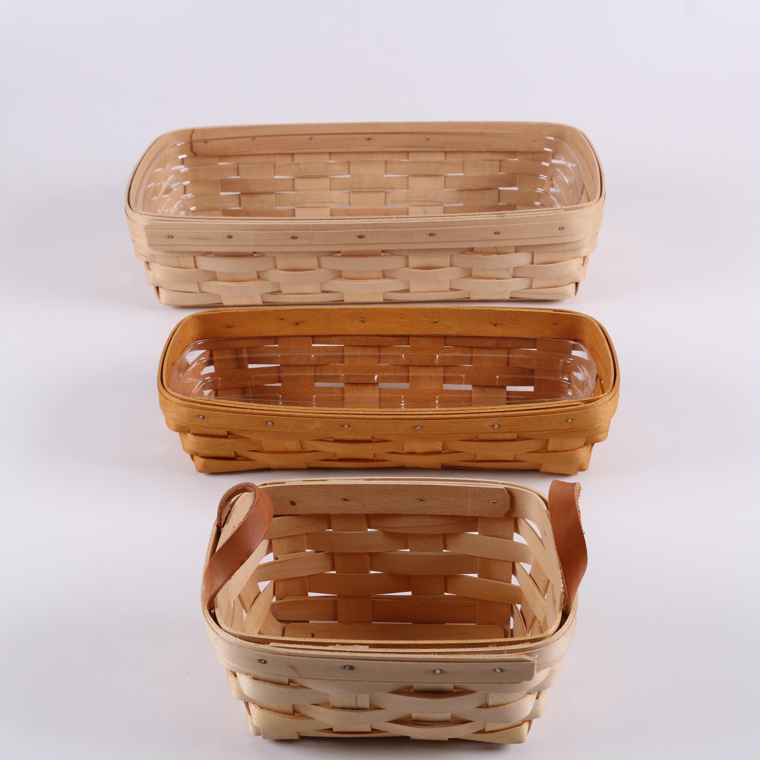 1990s Longaberger Baskets