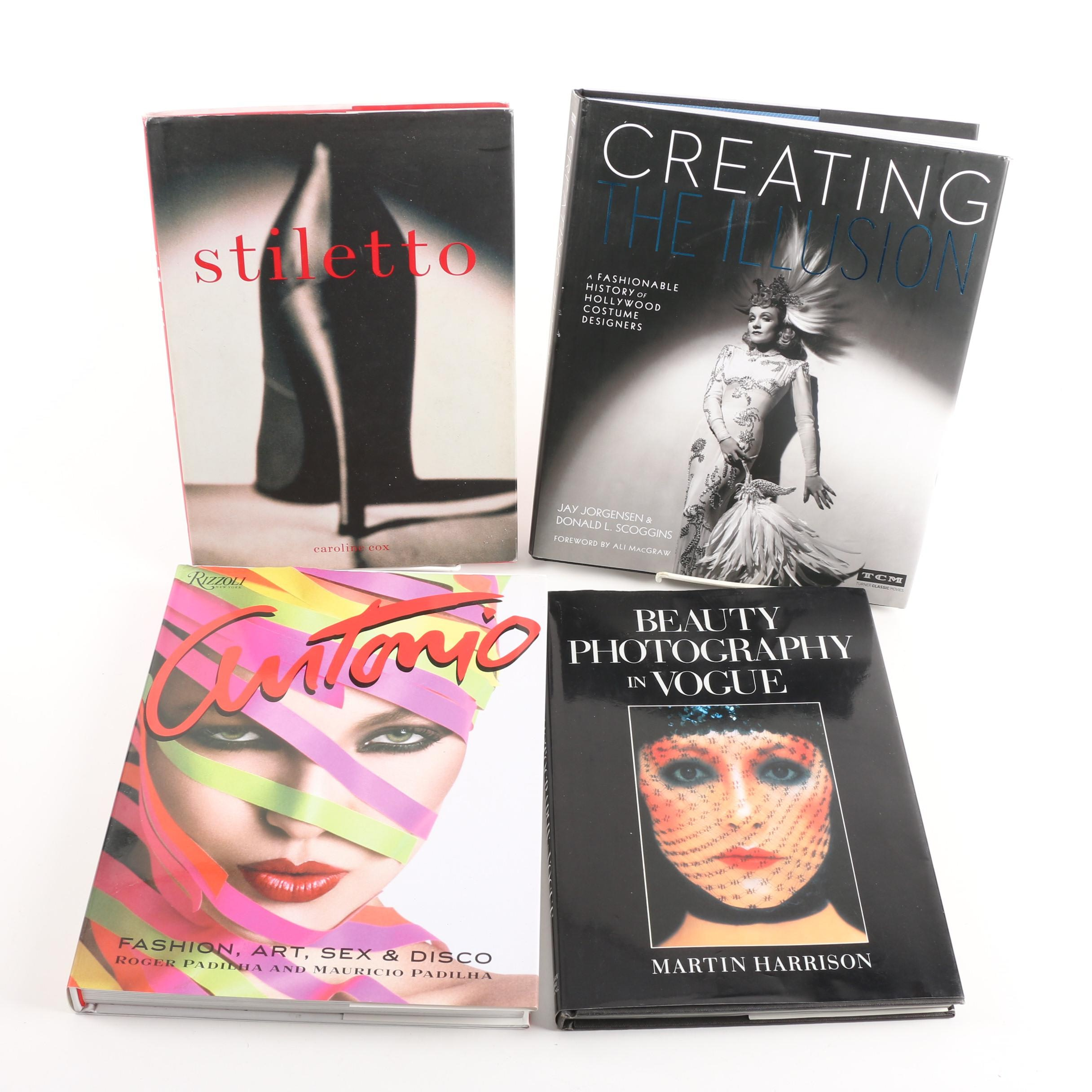 "2004 ""Stiletto"" by Caroline Cox and Other Books on Fashion"