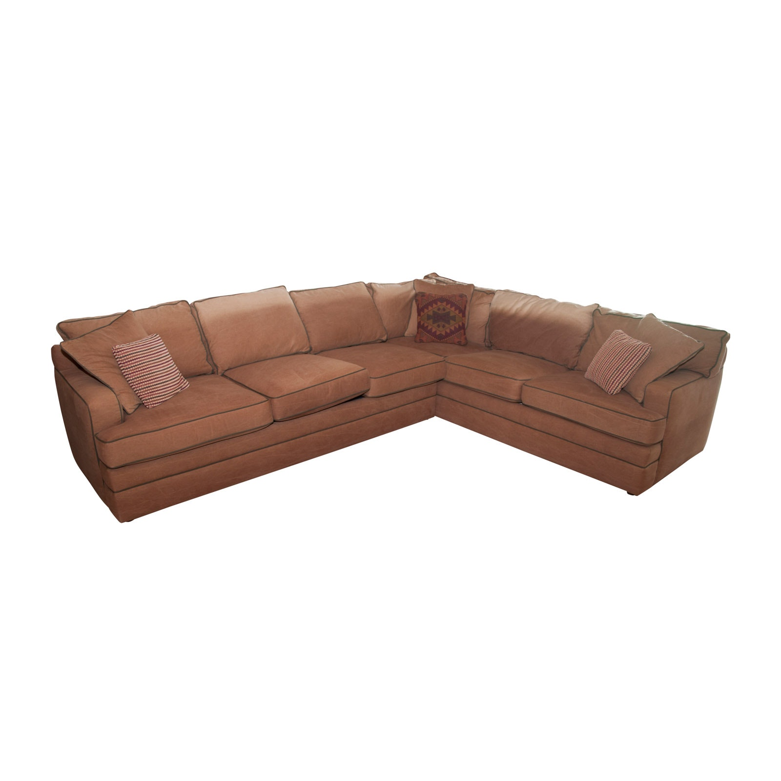 Sectional Sleeper Sofa by Bernhardt Furniture
